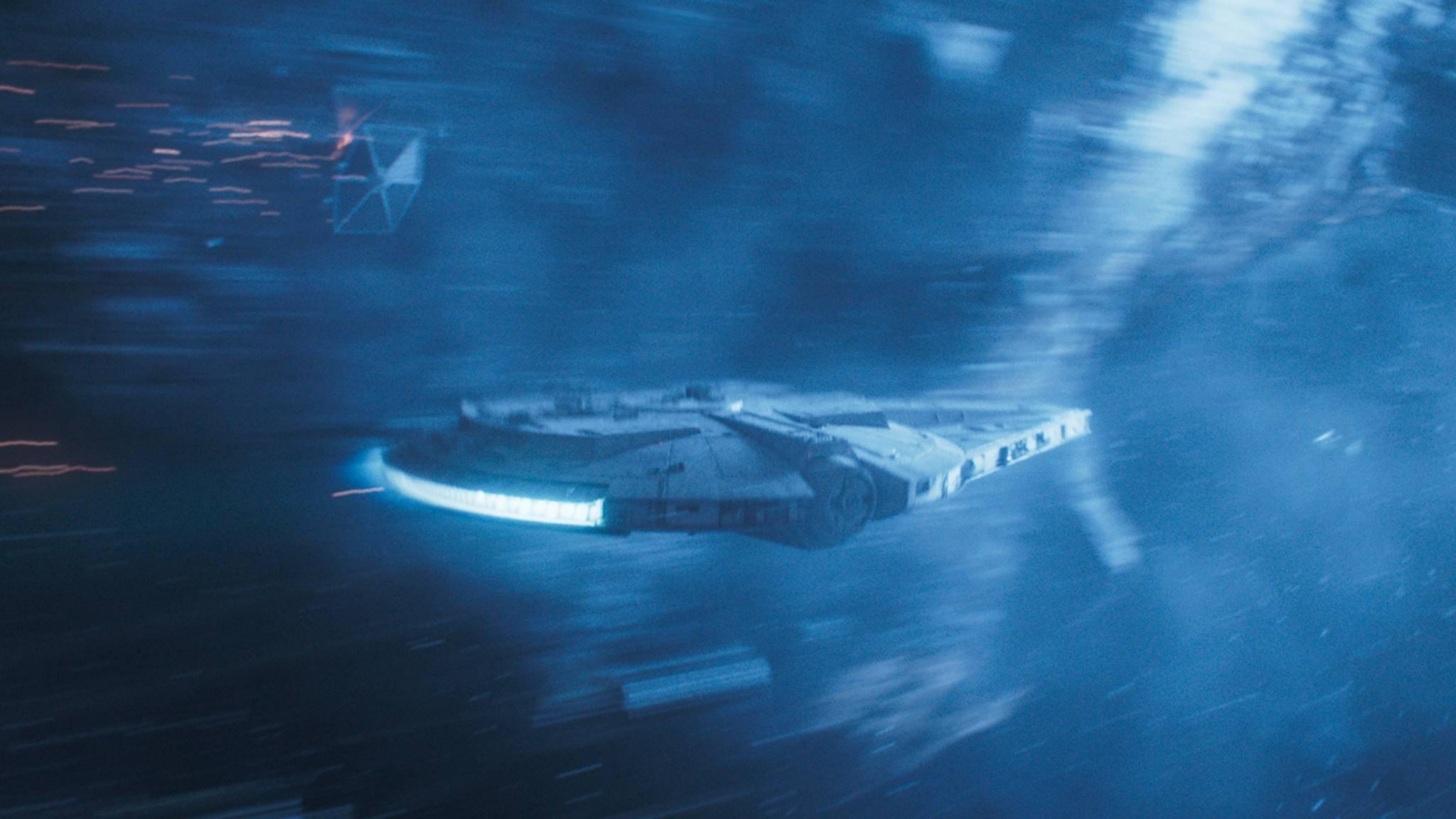 Hat Han Solo etwa nie den Kessel-Flug absolviert?