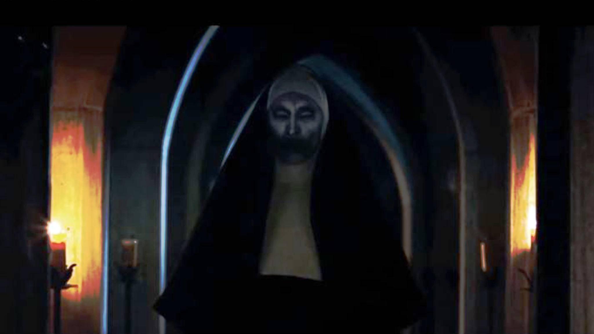"""""""The Nun"""" dürfte mit dem neuen Kinostarttermin das bessere Los gezogen haben."""