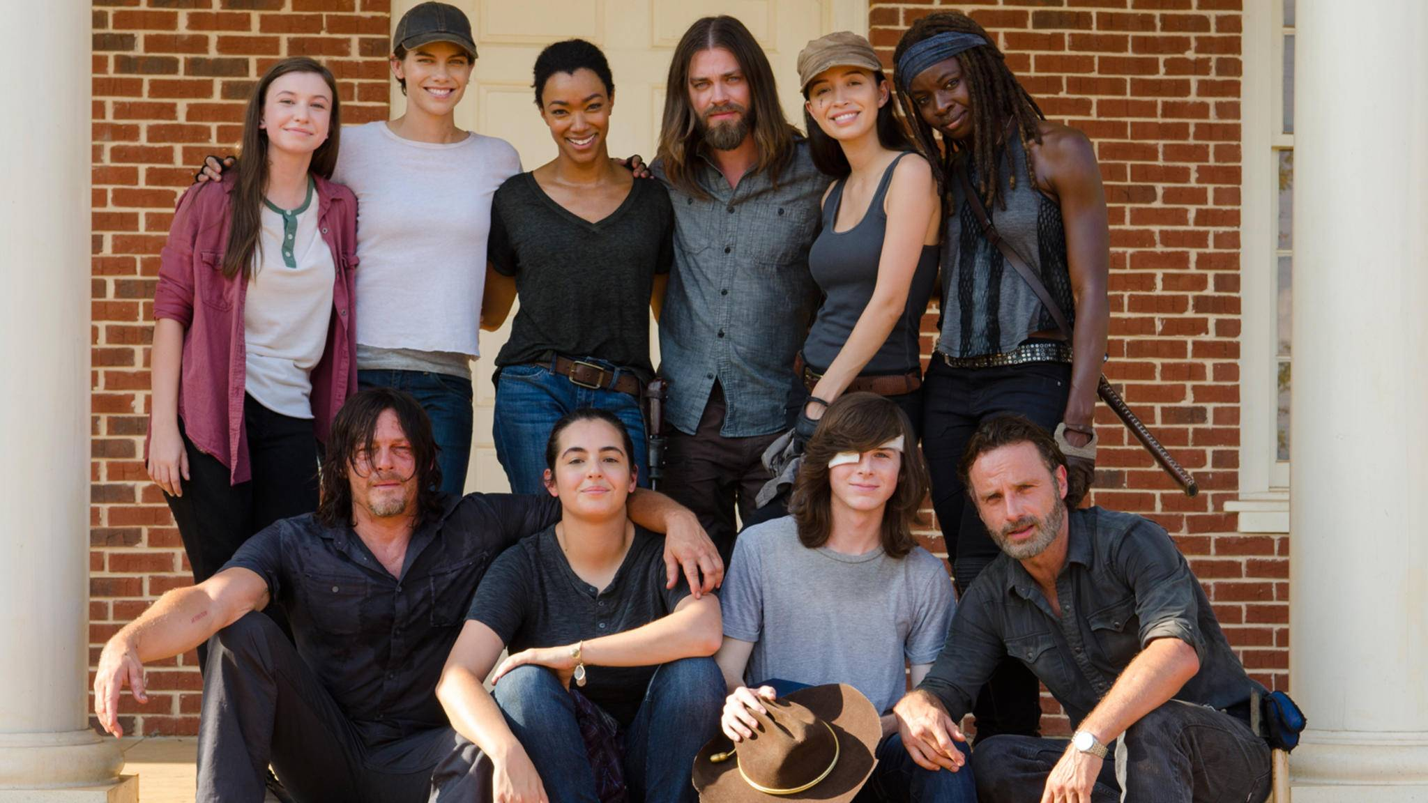 """Was würde Fans und Figuren in einem """"The Walking Dead""""-Film wohl erwarten? Ich hab mal rumgesponnen."""