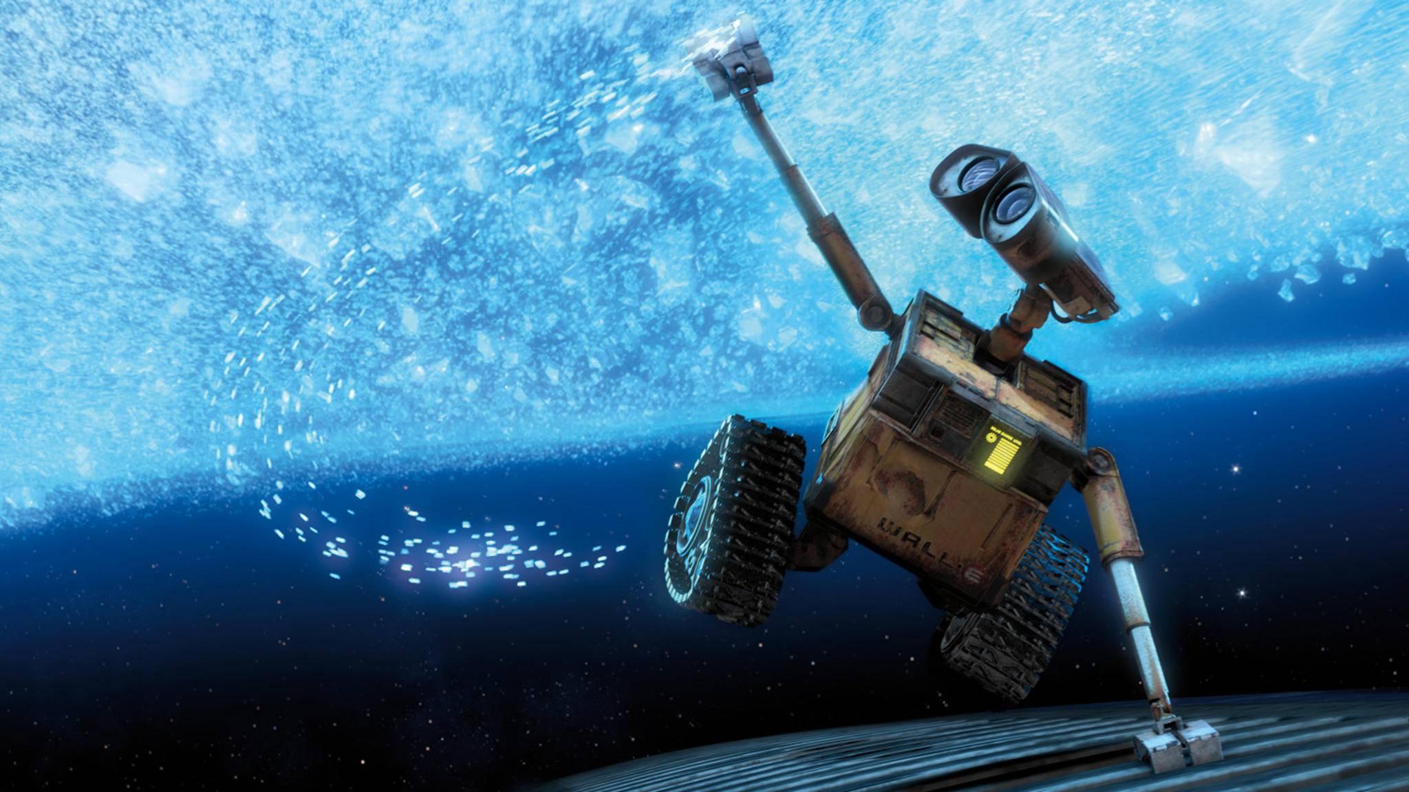Pixar-Filme laden zum Träumen ein. Und lachen. Und staunen. ...