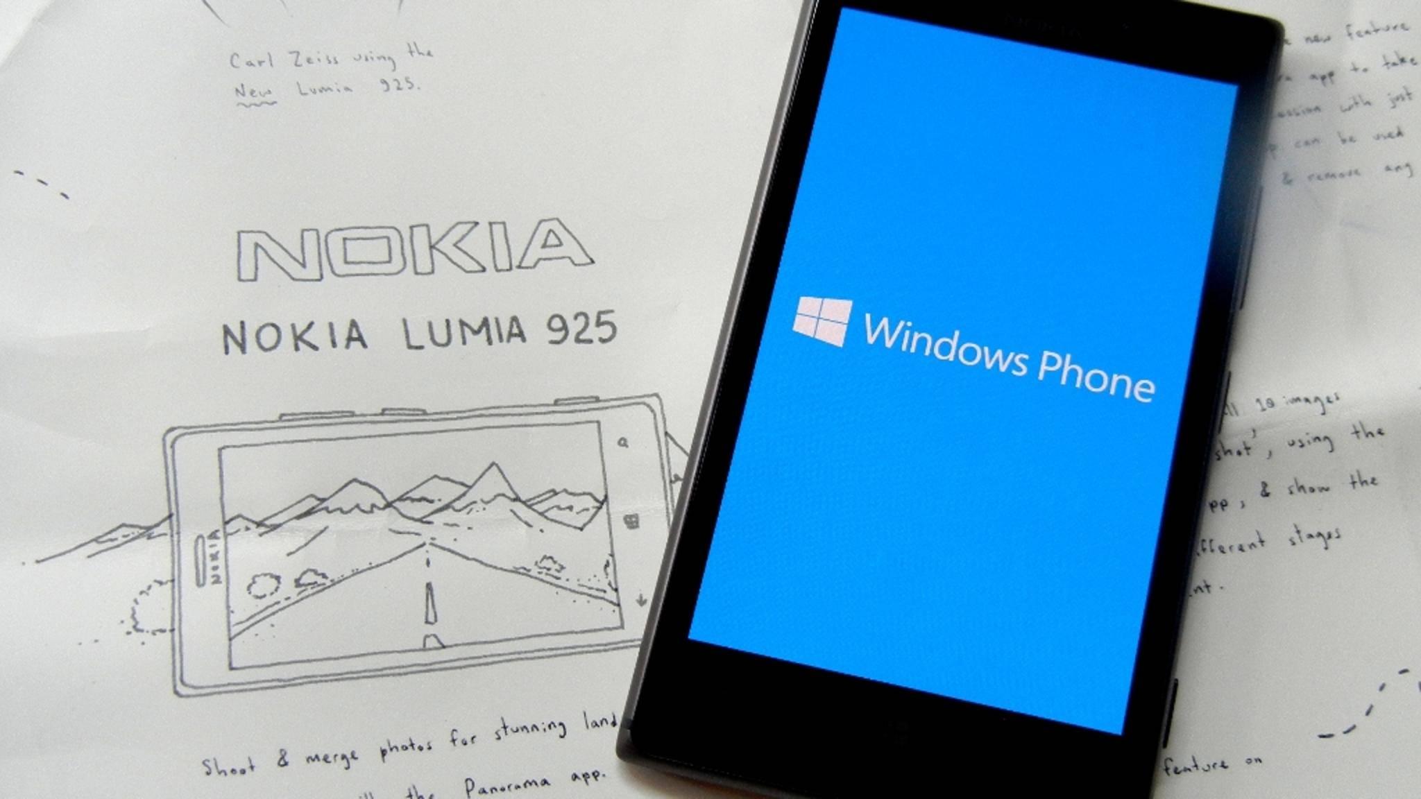 Microsoft schaltet einige Dienste für ganz alte Windows Phones ab.
