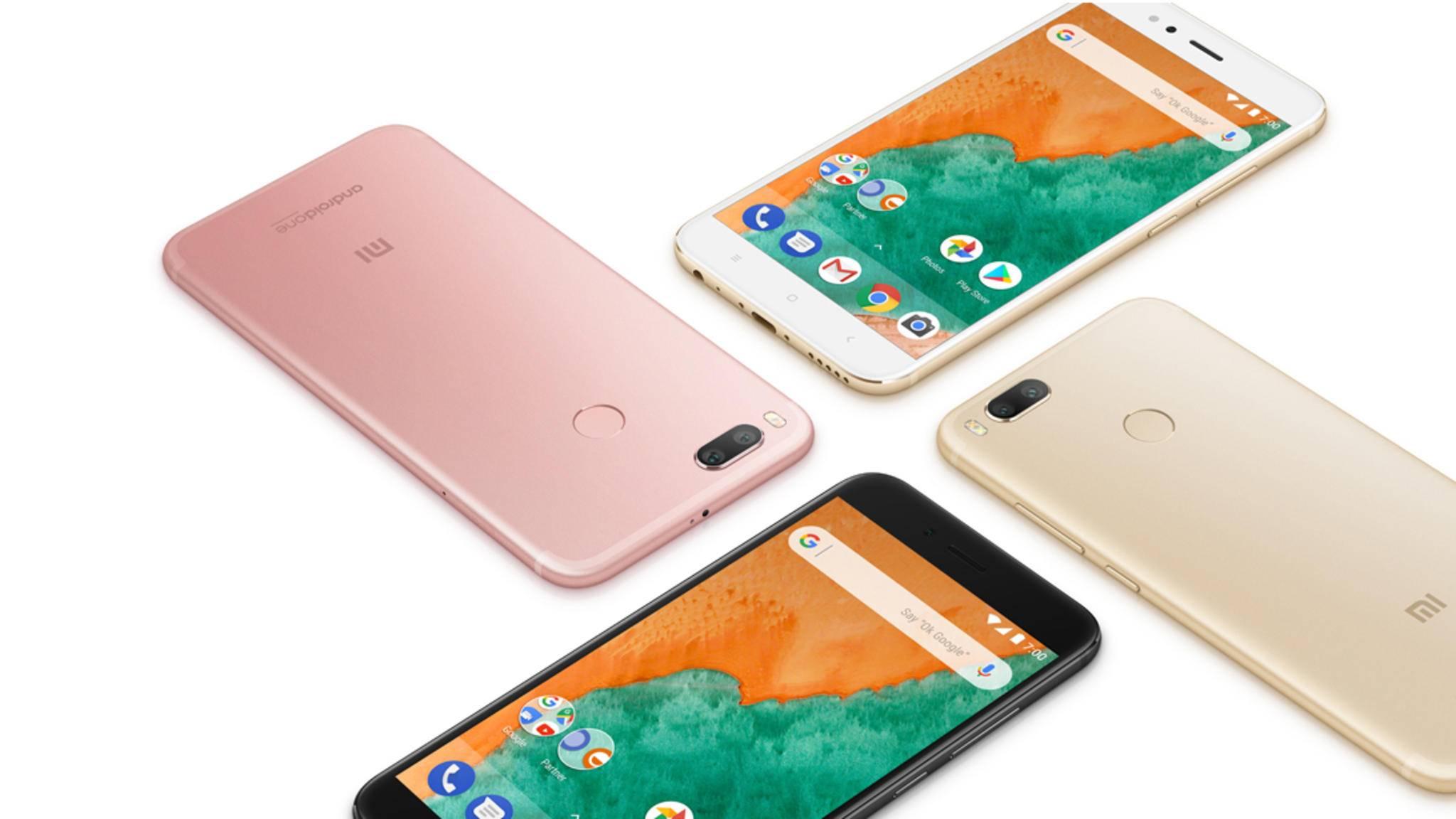 Google will in Kürze erste Smartphones mit dem Betriebssystem Android Go veröffentlichen.