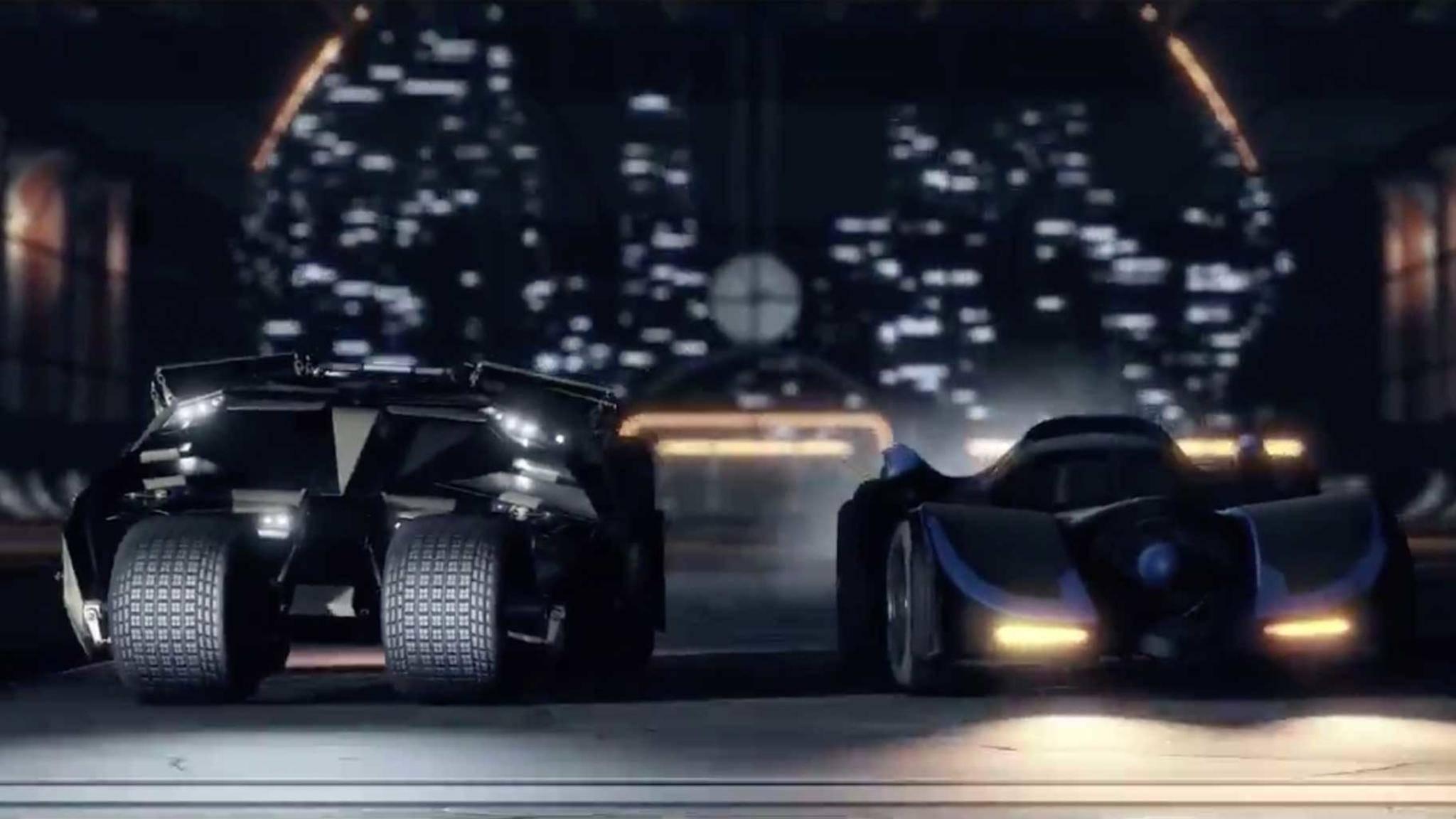 """""""Rocket League"""": Zwei neue Versionen des Batmobils kommen!"""