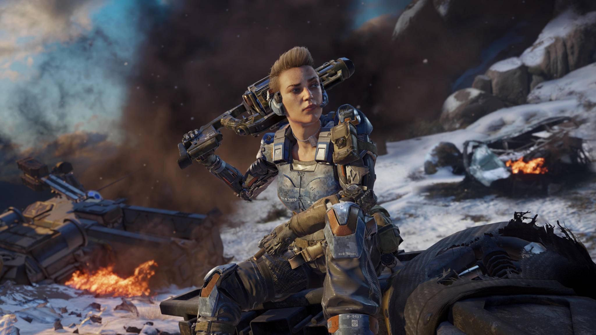 """Neue Informationen deuten auf """"Call of Duty: Black Ops 4"""" hin."""
