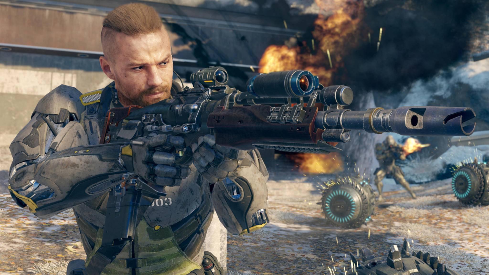 """Die Hinweise auf """"Call of Duty: Black Ops 4"""" verdichten sich."""