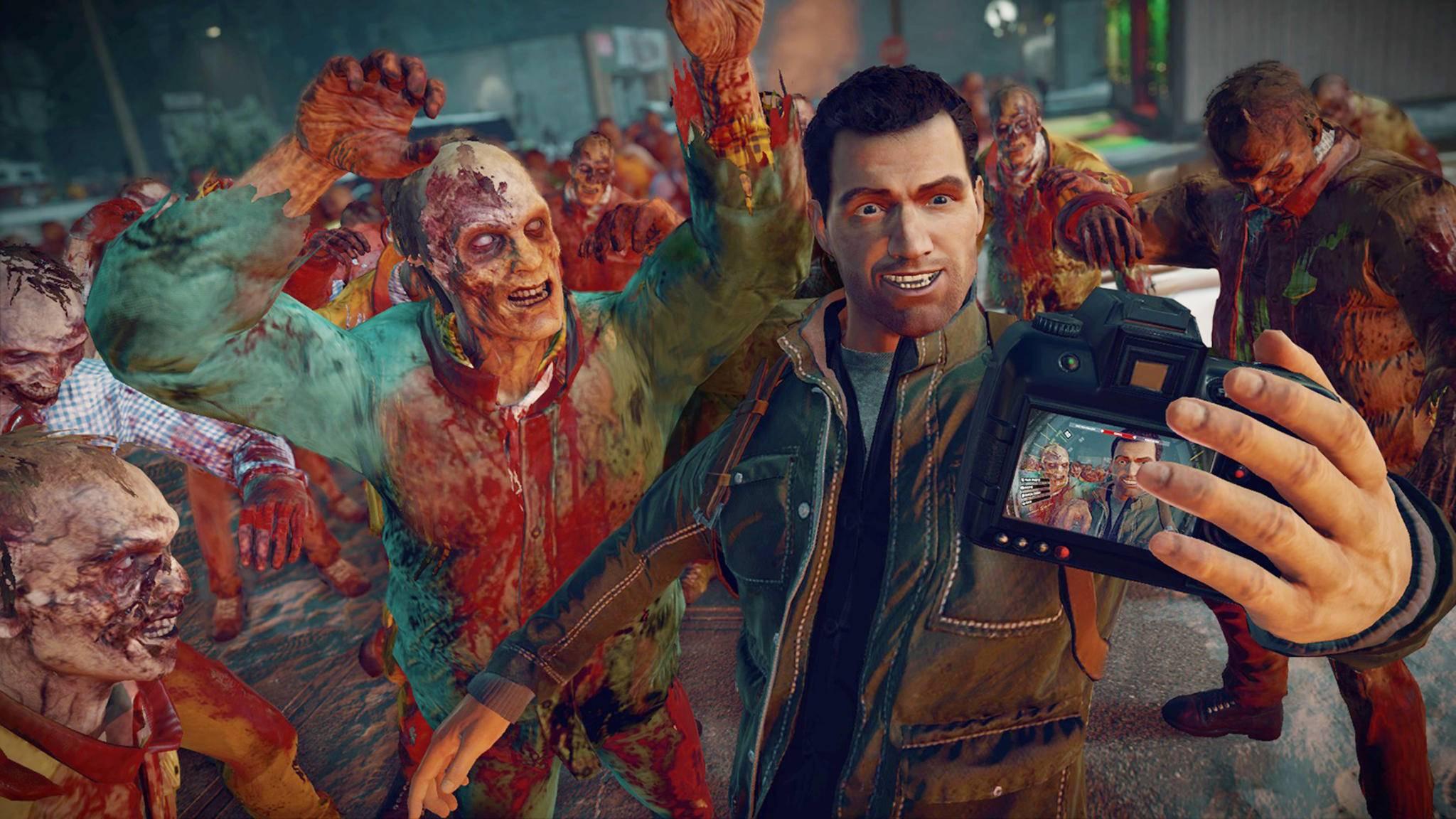 """Das nächste """"Dead Rising""""-Game muss einen schweren Schlag hinnehmen."""