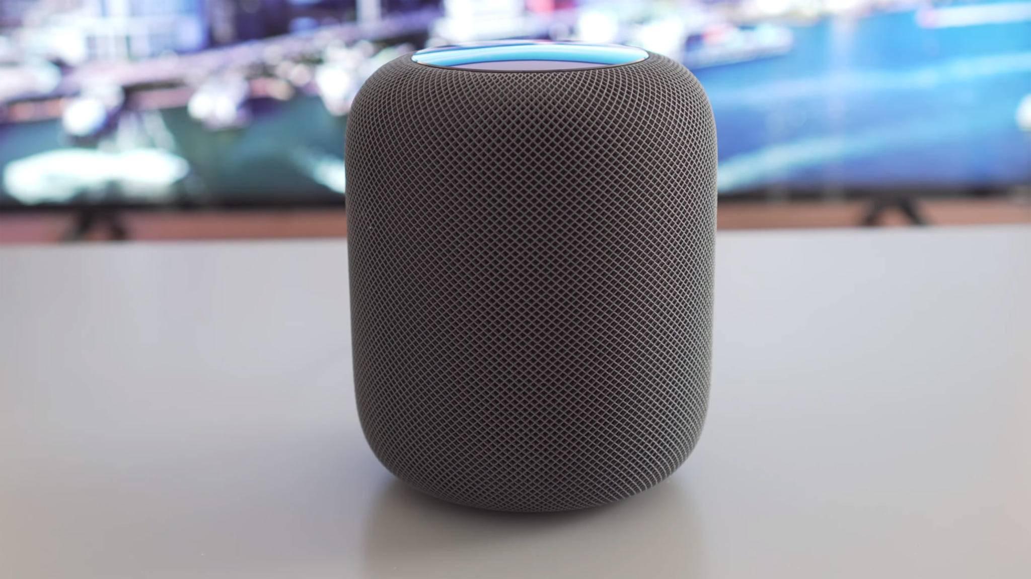 Stabil, aber kaum zu reparieren: Die Reparaturexperten vergeben nur einen Punkt für den Apple HomePod, was die Reparierbarkeit betrifft.