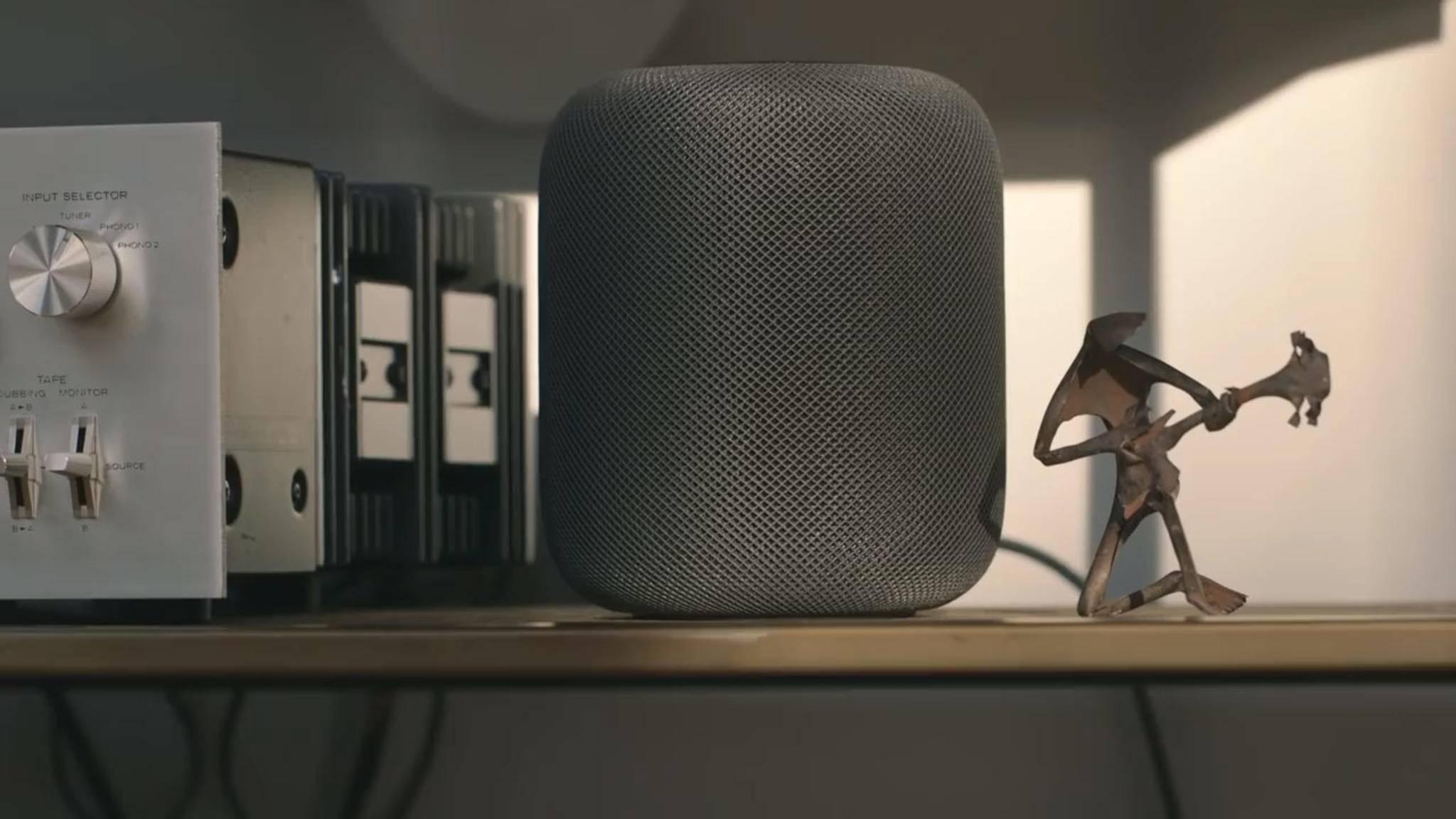 Kein Smart Speaker klingt besser als der Apple HomePod – doch Sound ist bei einem intelligenten Lautsprecher nicht alles.