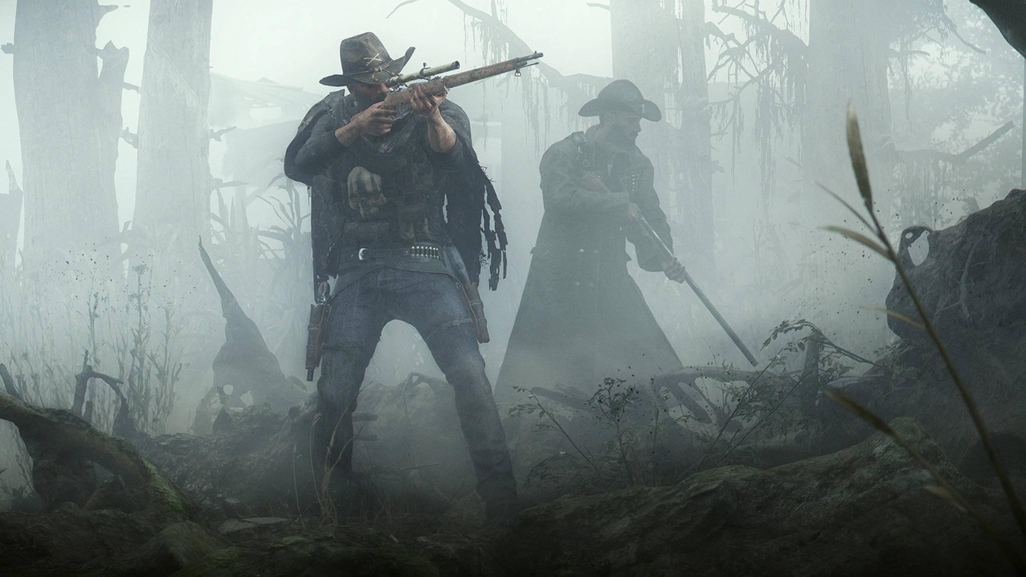"""Hat """"Hunt: Showdown"""" das Zeug zum Multiplayer-Hit?"""