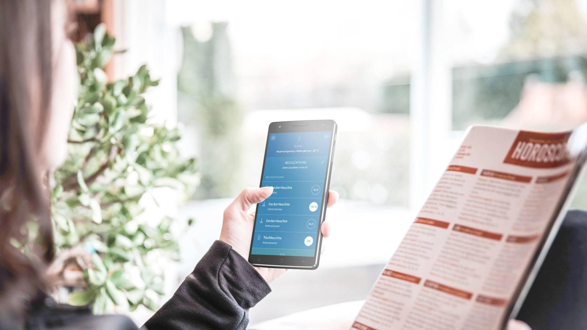 Der Energieanbieter Innogy bietet ein eigenes Smart-Home-System an, das auch mit einigen Drittanbietern zusammenarbeitet.