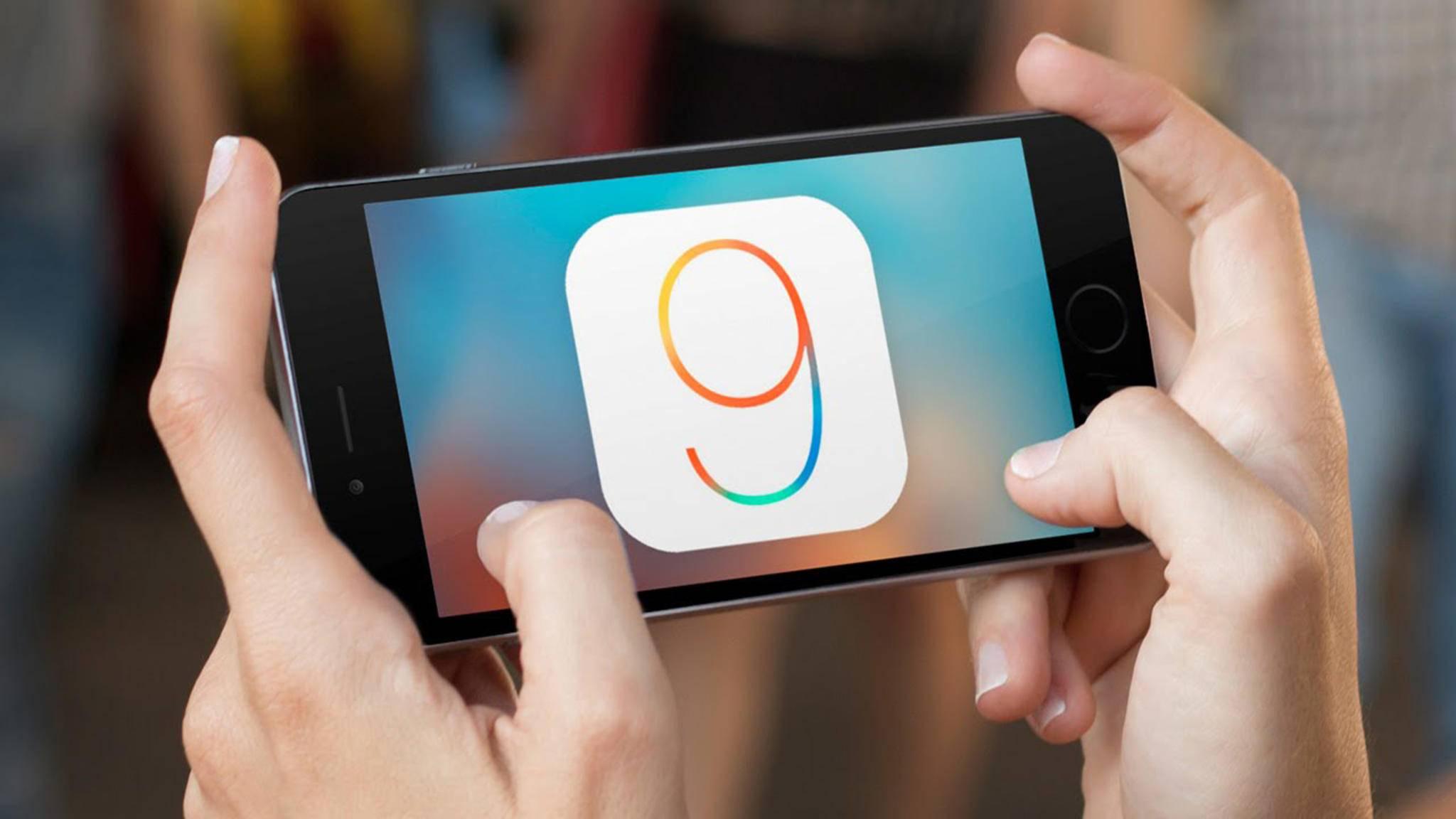 Apple bestätigte jetzt die Echtheit des geleakten iOS-9-Codes.