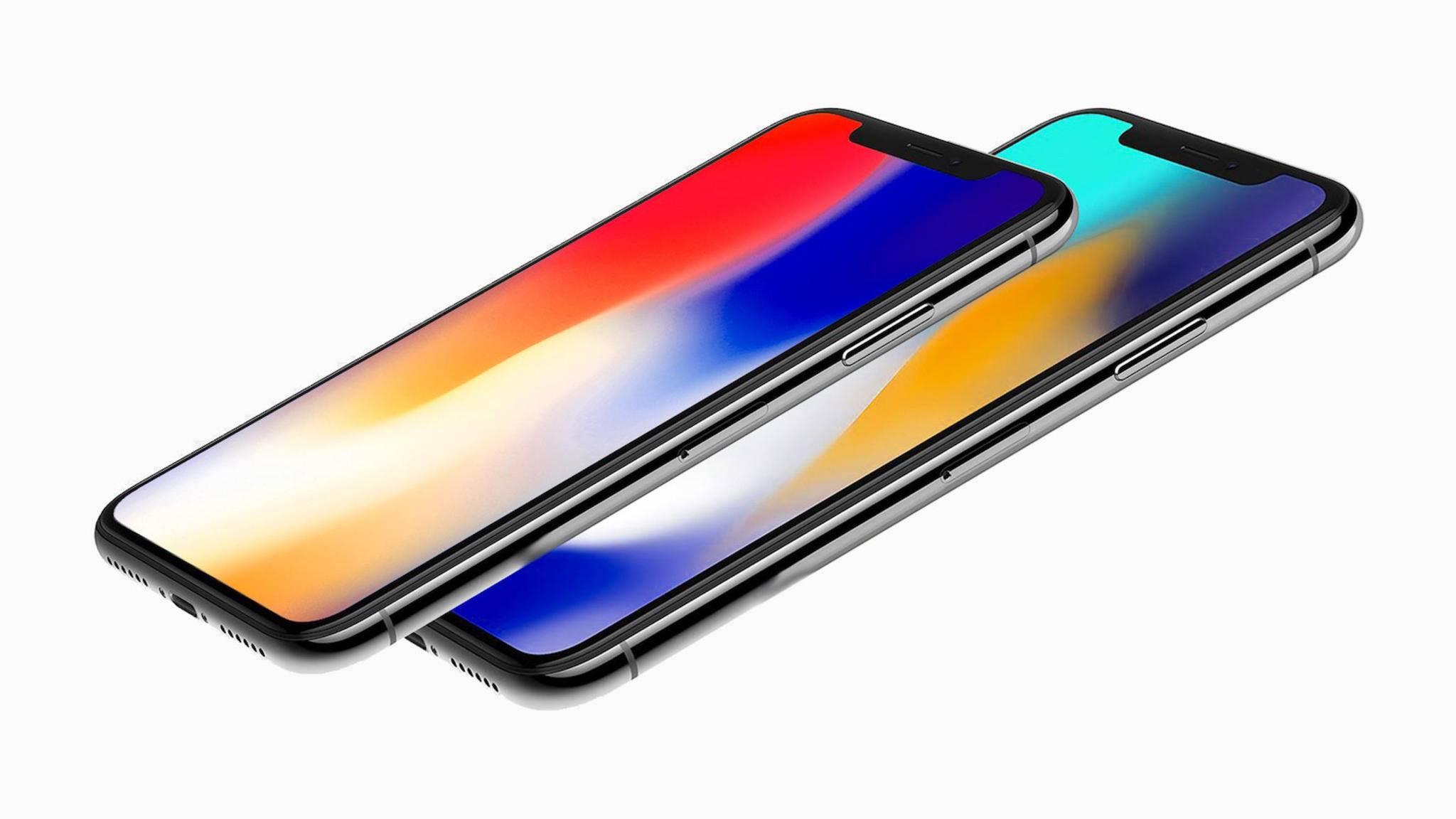 Apple will das iPhone X noch größer machen – und womöglich als Dual-SIM-Variante anbieten.