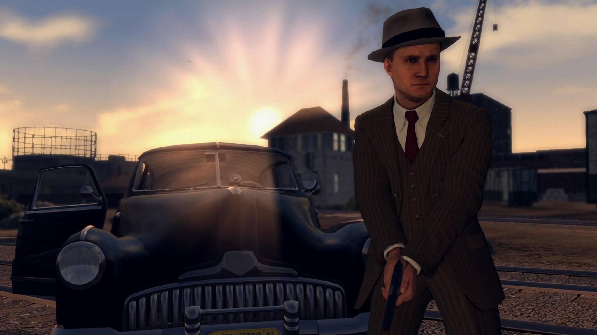 """""""L.A. Noire"""" ist in vielerlei Hinsicht ein andersartiges Rockstar-Game."""