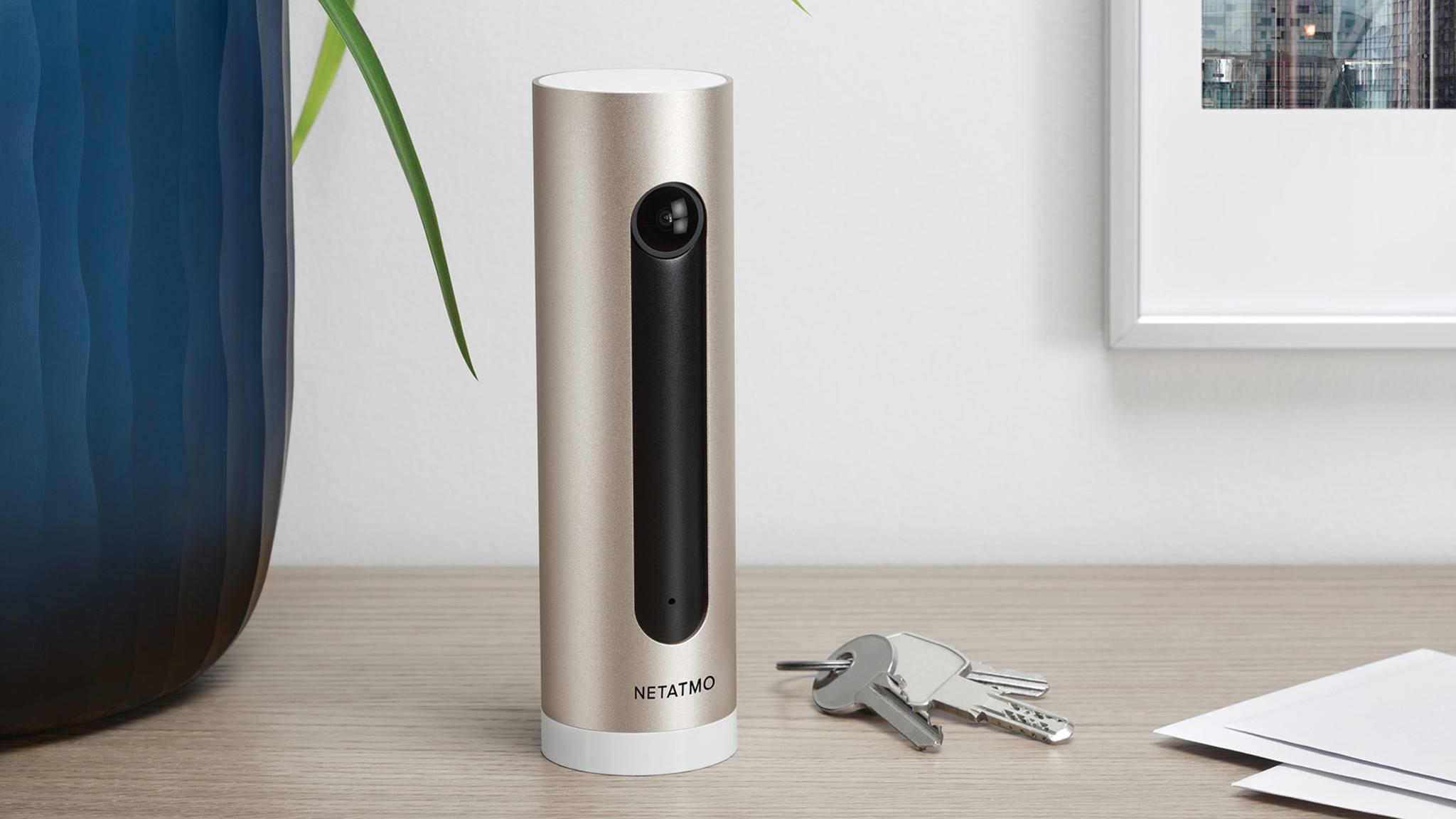 Netatmo zeichnet sich durch smarte und gleichzeitig elegante Produkte aus.