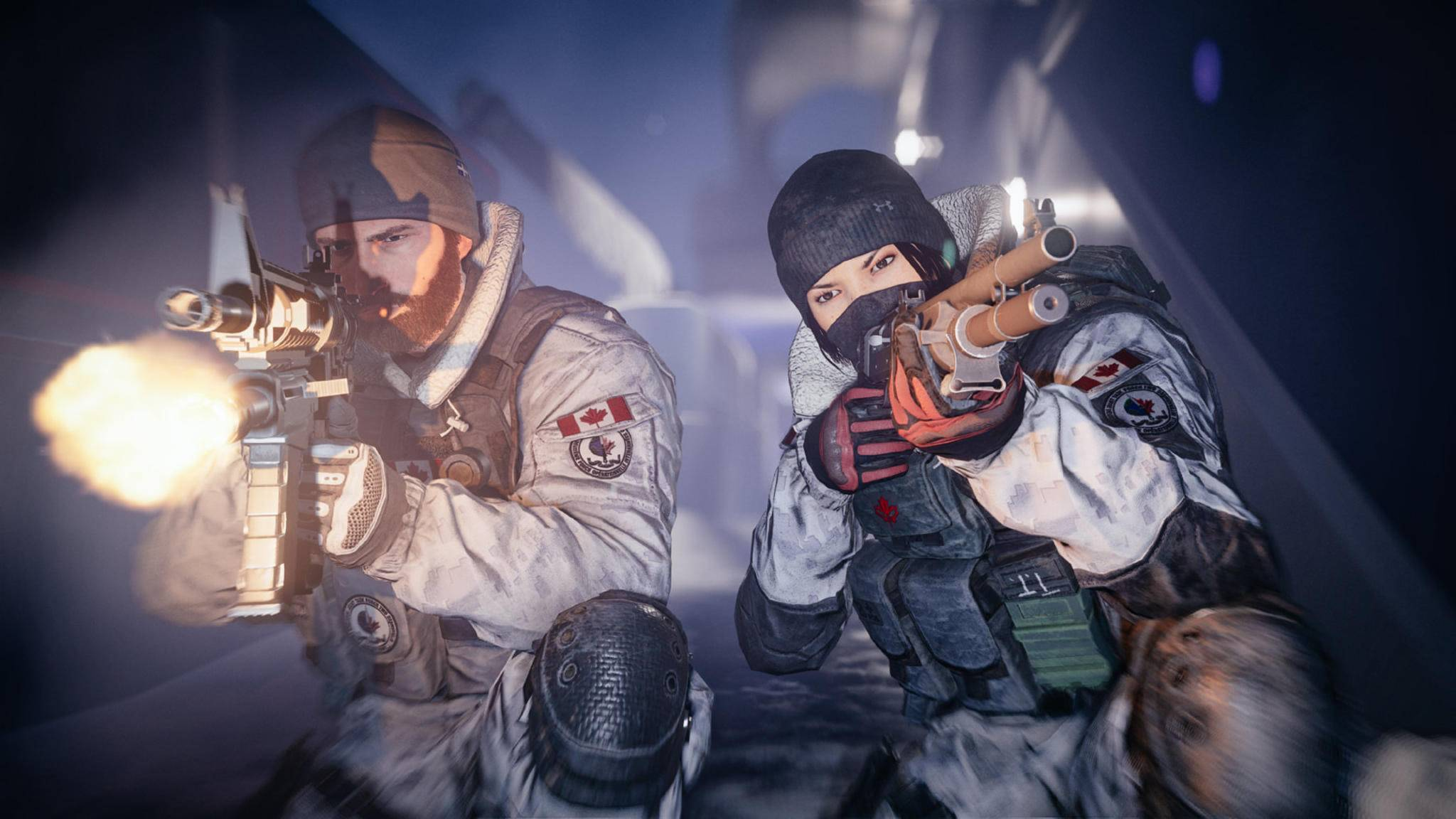 """Rainbow Six Siege"": Taktik-Shooter mit Fokus auf Multiplayer."