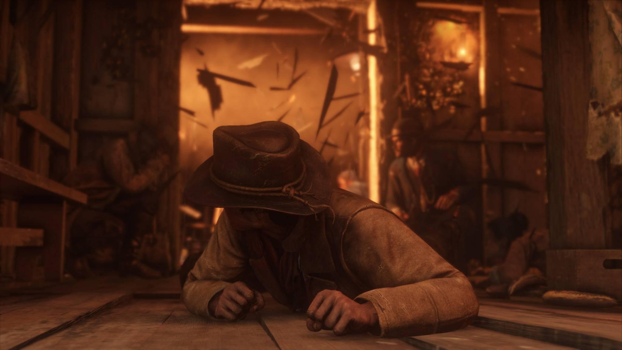 """""""Red Dead Redemption 2"""": Bei der Konkurrenz knallt's jetzt richtig!"""