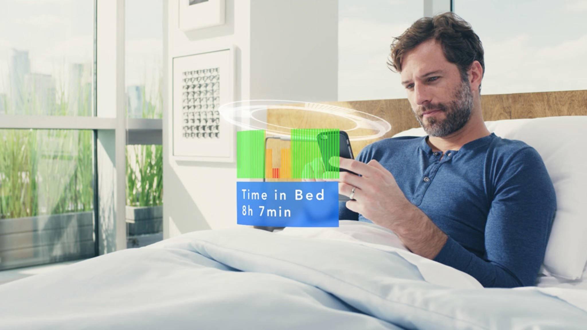 Gute Nacht: Die smarten Betten von Sleep Number tracken diverse Daten und passen sich dem Nutzer für einen ruhigeren Schlaf automatisch an.