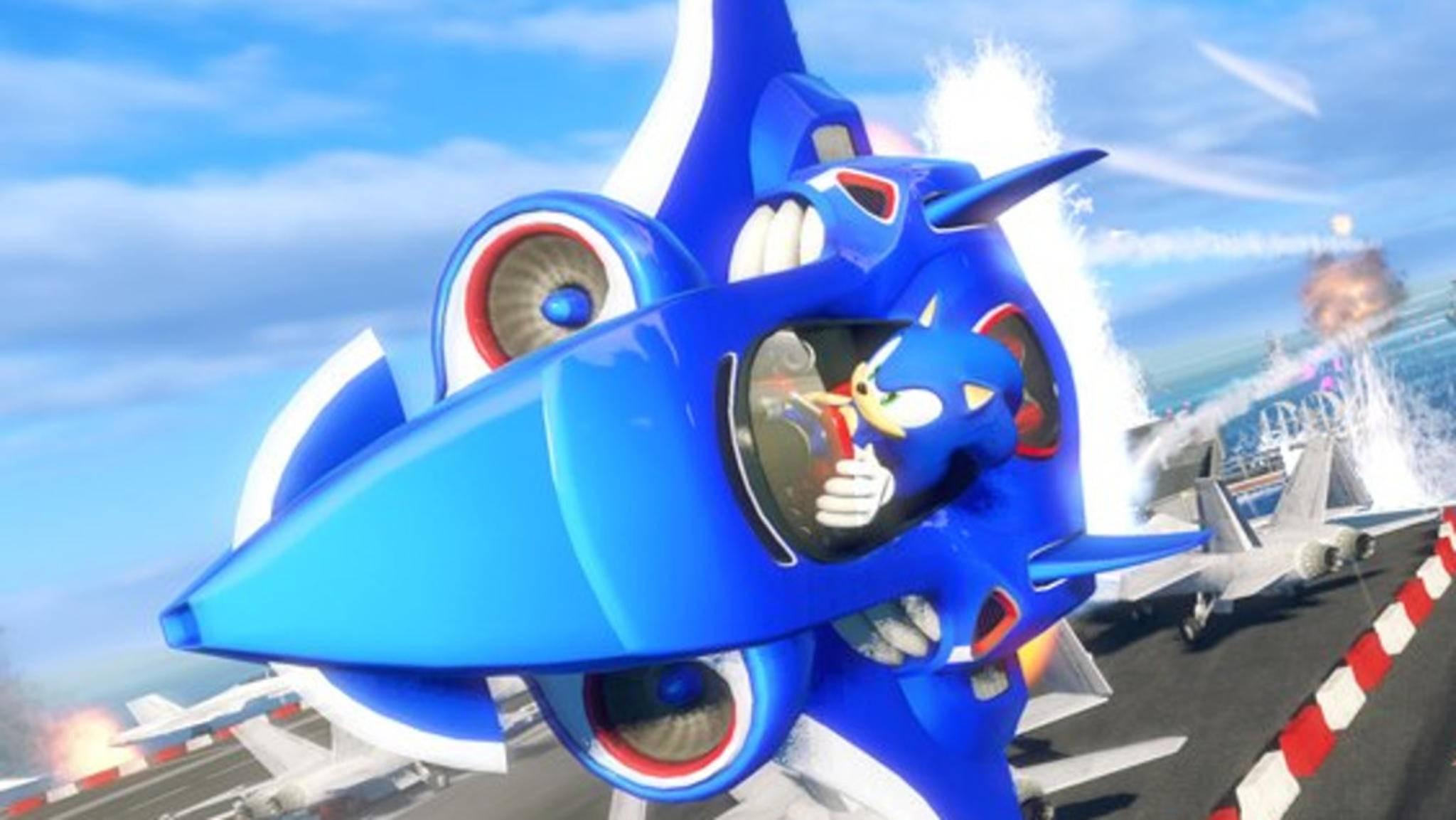 Sonic könnte bald in einem neuen Racer durchstarten – wenn entsprechende Gerüchte stimmen.