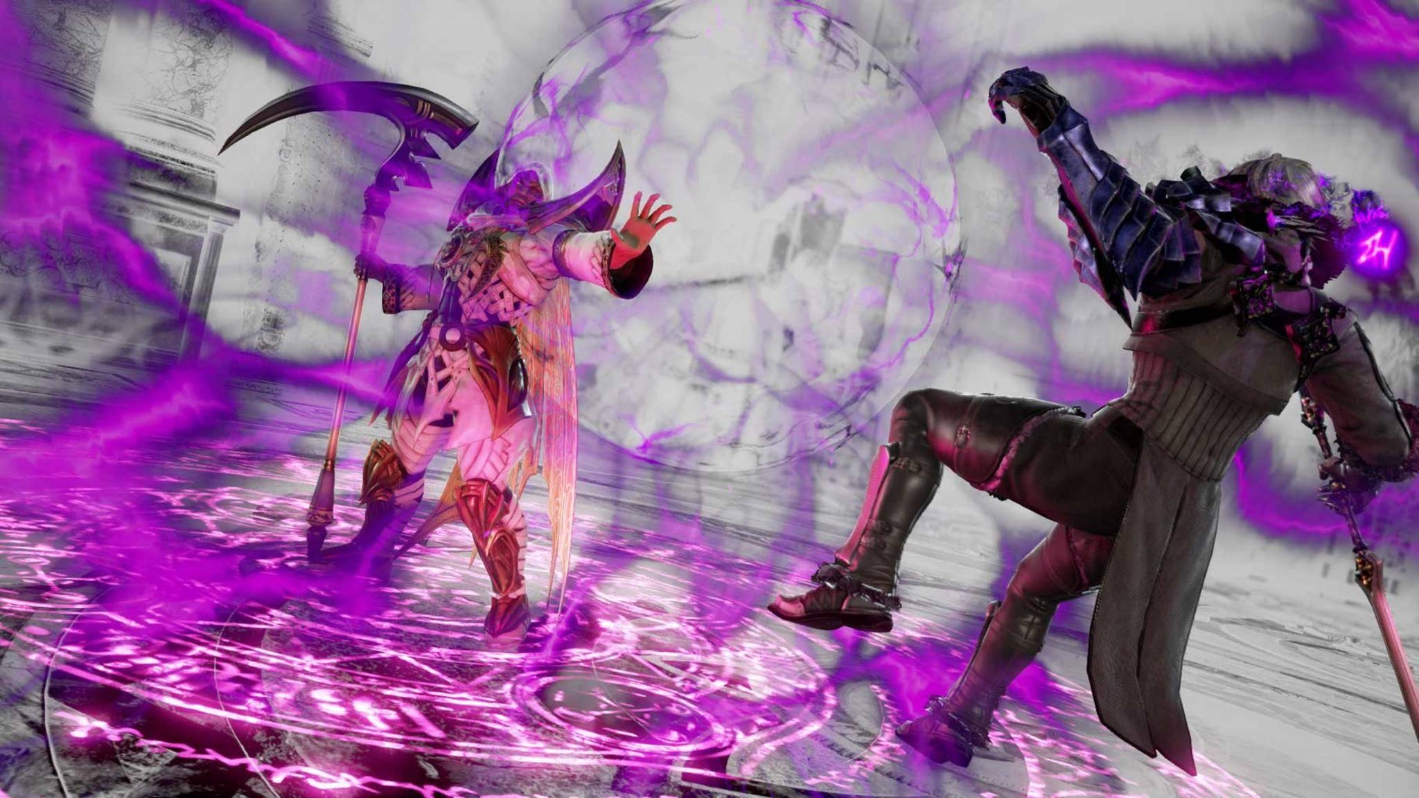 """Bestätigt: Zasalamel wird in """"Soulcalibur 6"""" dabei sein."""
