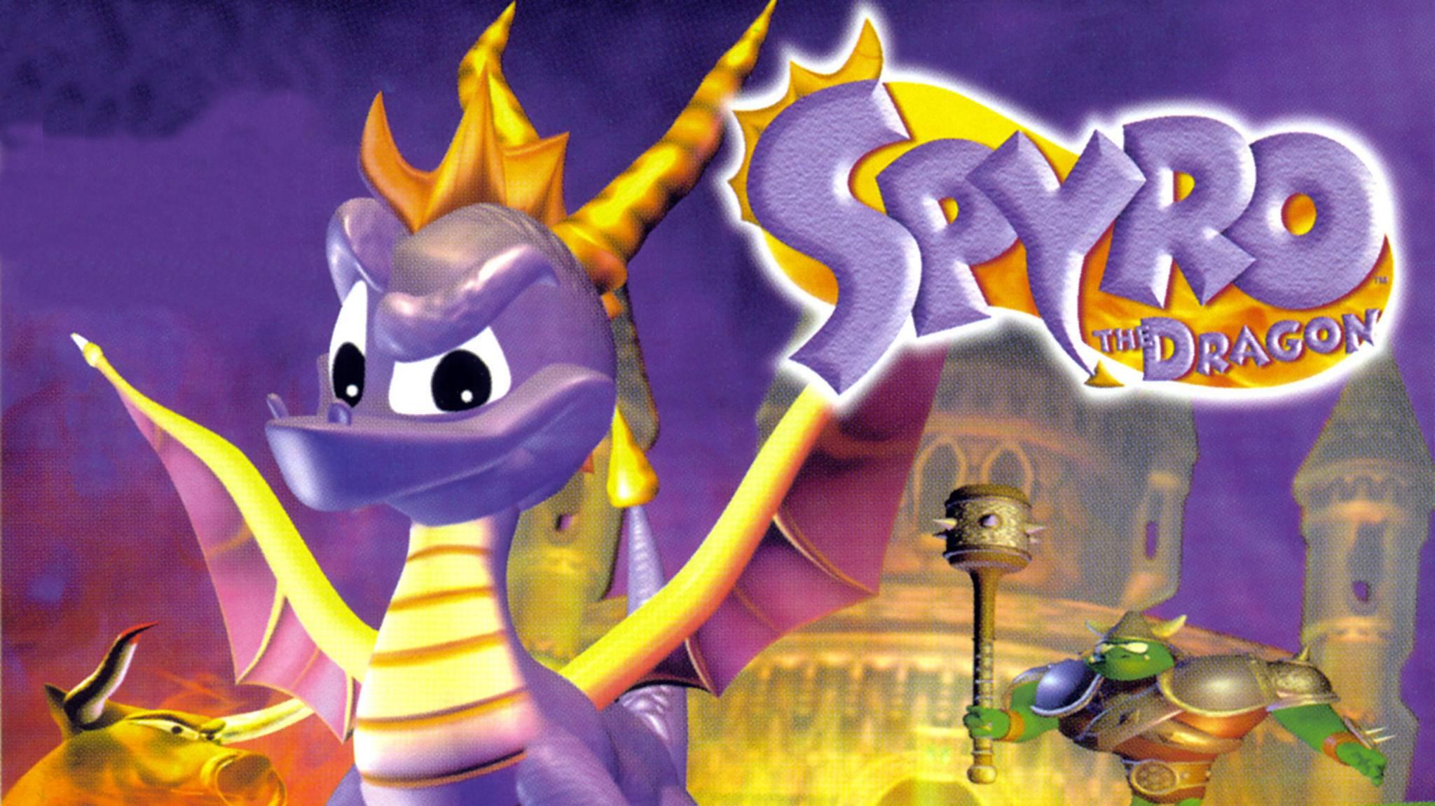 """Von """"Spyro the Dragon"""" dürfte es noch in diesem Jahr ein Remaster geben."""