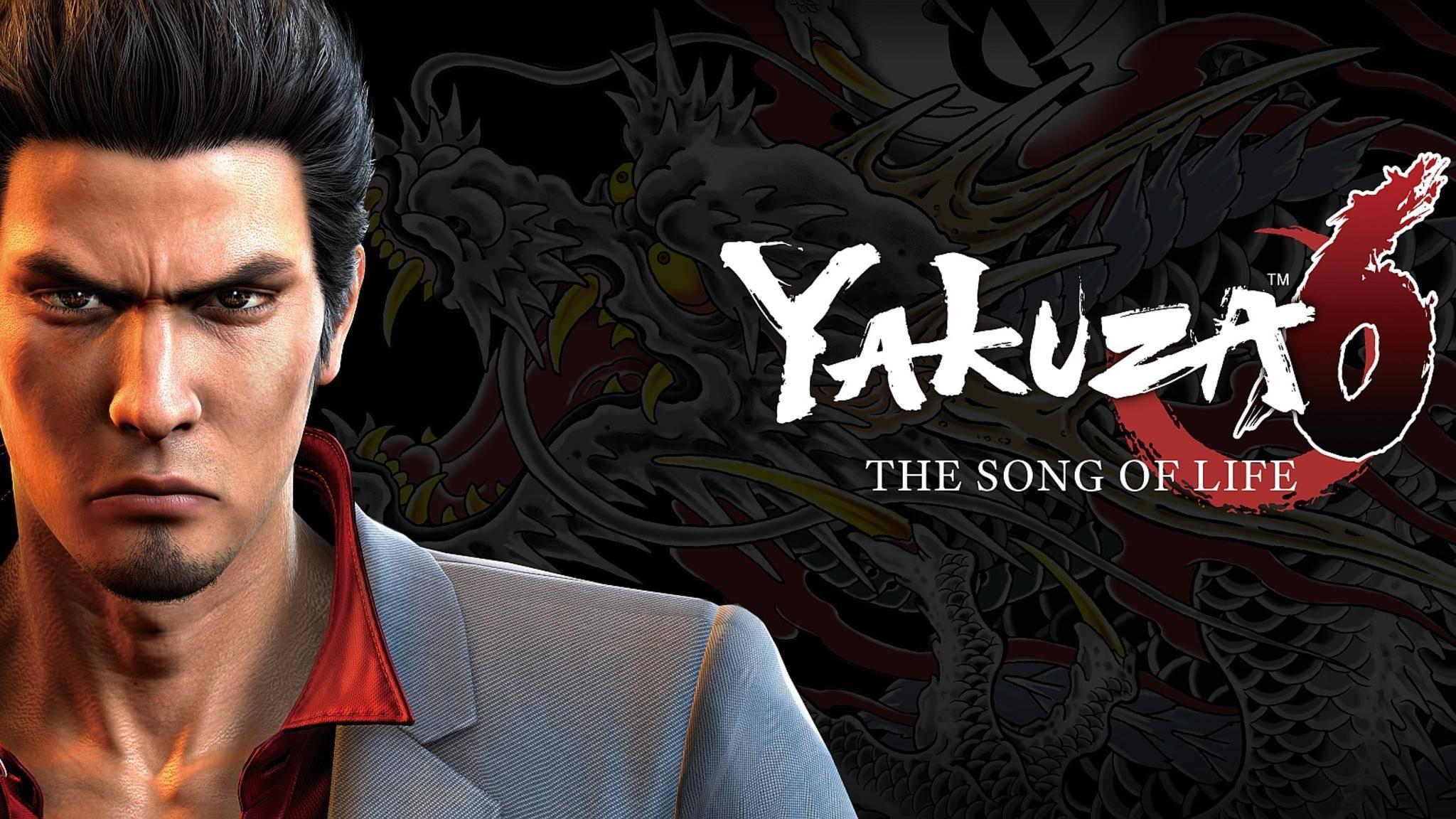 """Die Demo von """"Yakuza 6"""" wird reichlich groß werden."""