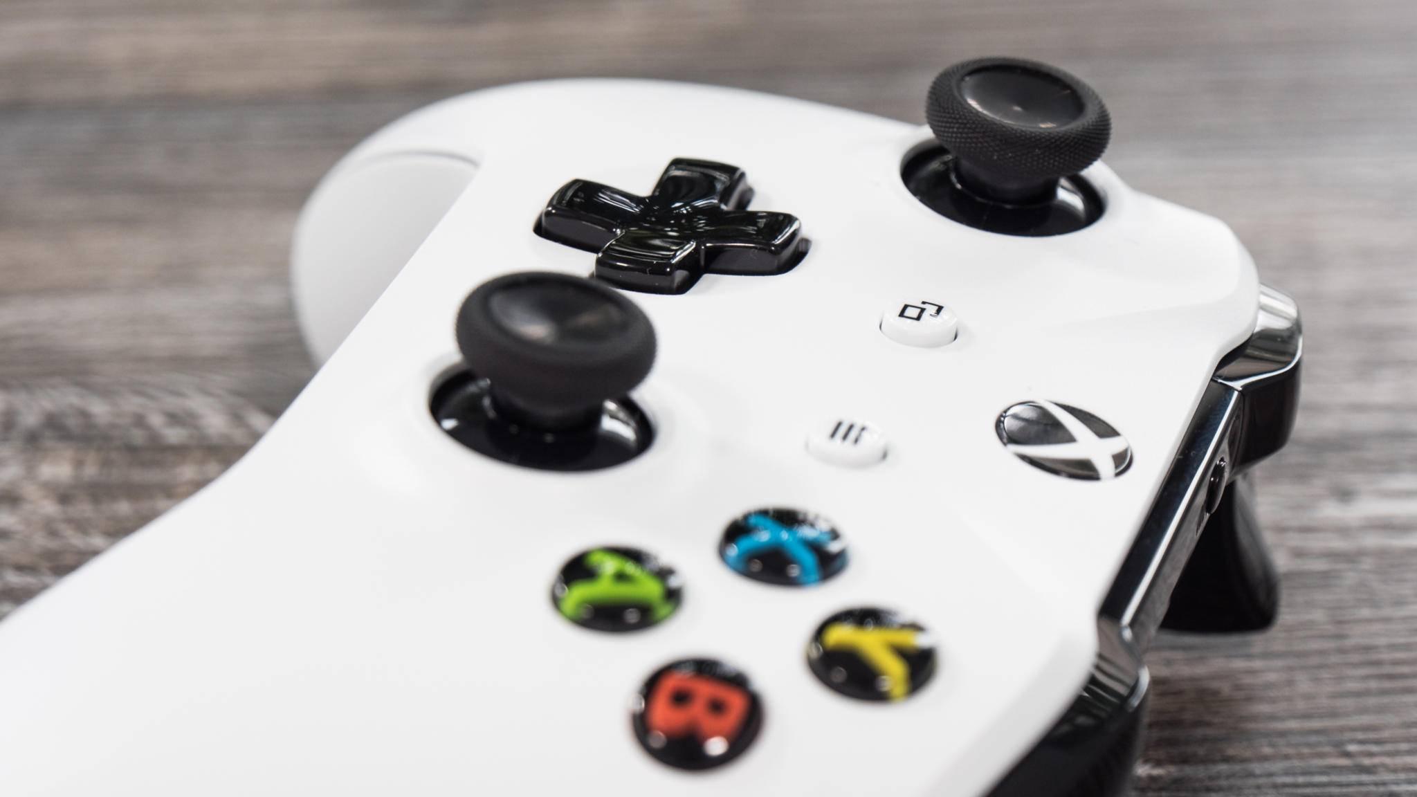 Funktioniert auch mit Xbox Scarlett: Der Xbox One Controller.