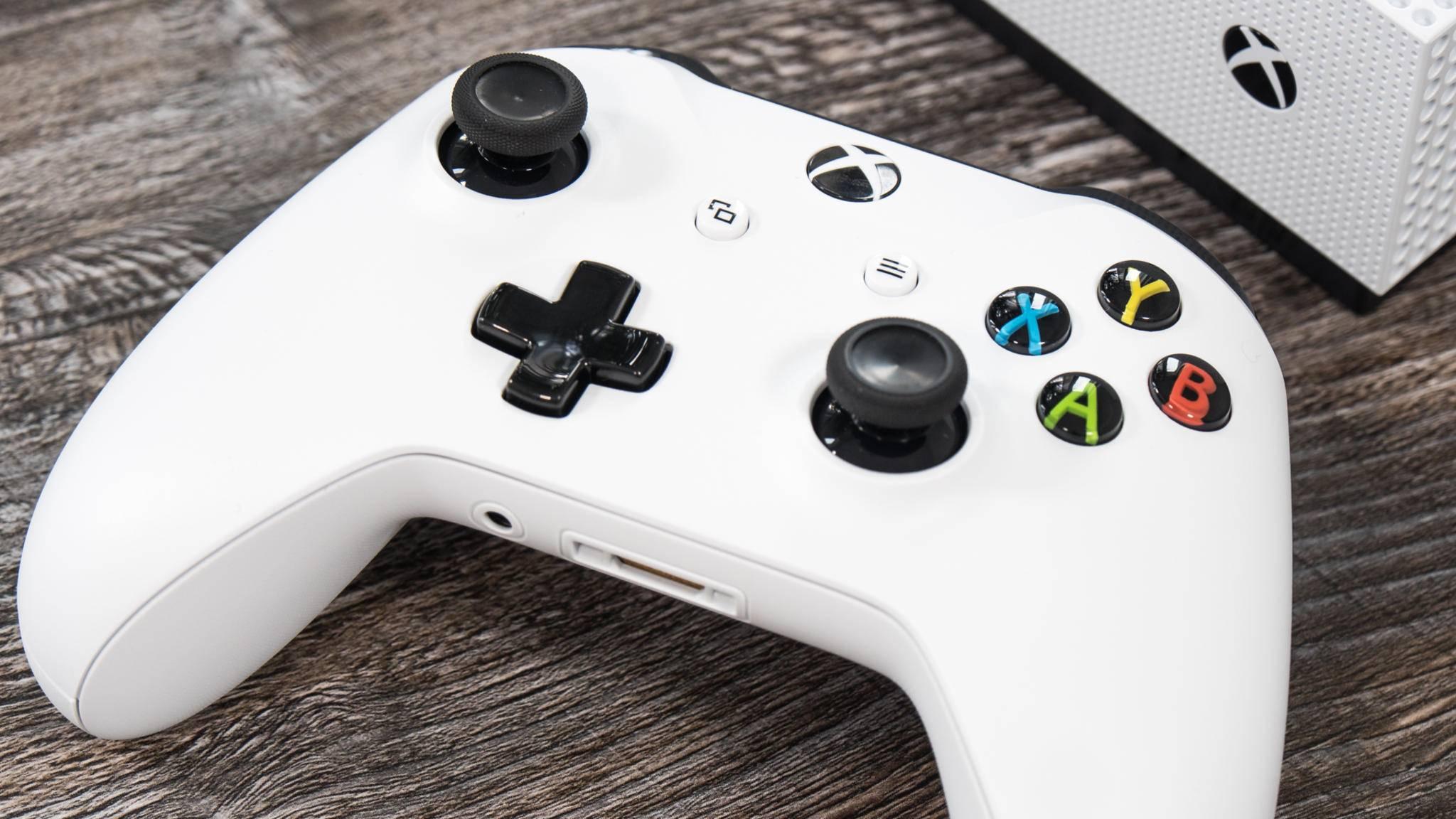 Viele Spieler lieben die asymmetrisch angeordneten Analog-Sticks des Xbox-Controllers.