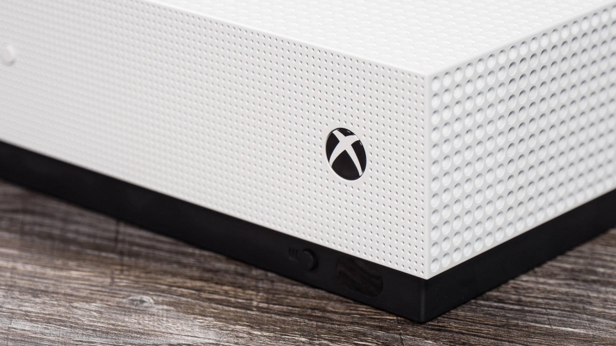 Eine zukünftige Xbox One soll ohne Laufwerk auskommen.