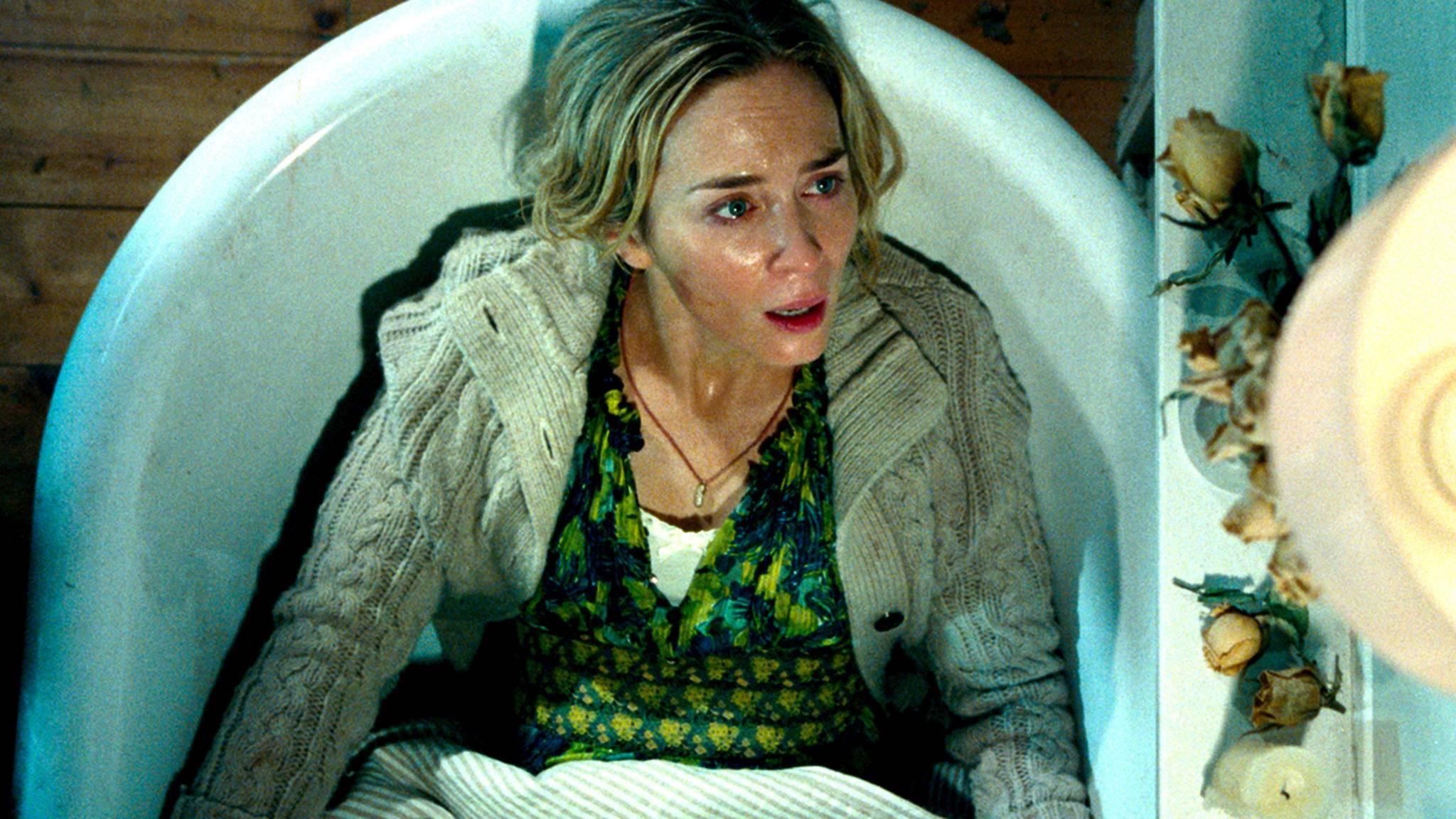"""Emily Blunt trägt mit einer großartigen Darbietung zur Gesamtwirkung von """"A Quiet Place"""" bei."""