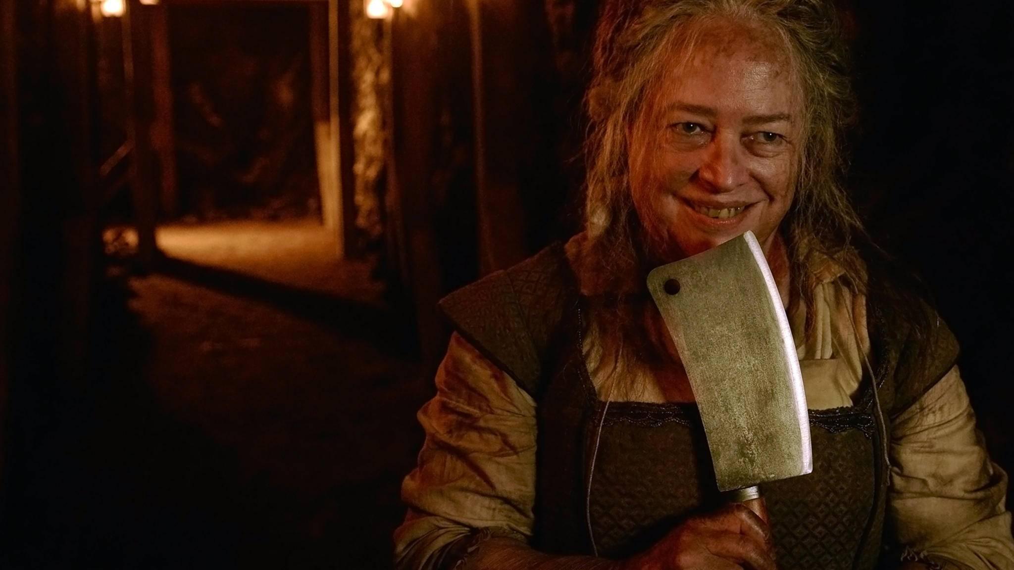 """Kathy Bates dürfte nicht die Einzige sein, die sich über ihre Rückkehr zu """"American Horror Story"""" freut."""