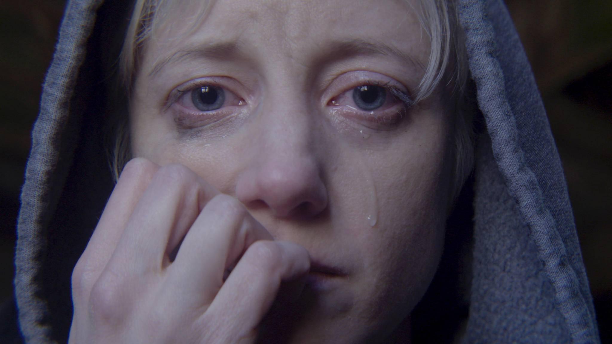 """Andrea Riseborough könnte es im Remake von """"The Grudge"""" mit einem tödlichen Fluch zu tun bekommen."""