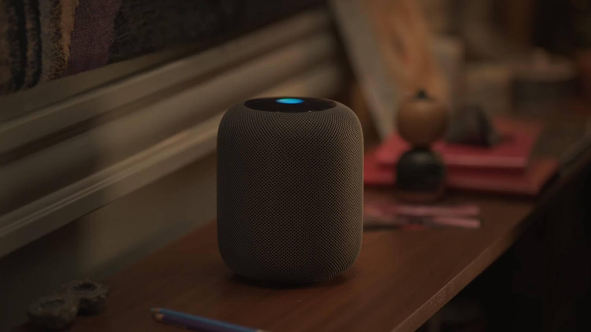 Der erste HomePod von Apple ist mittlerweile schon zwei Jahre alt.