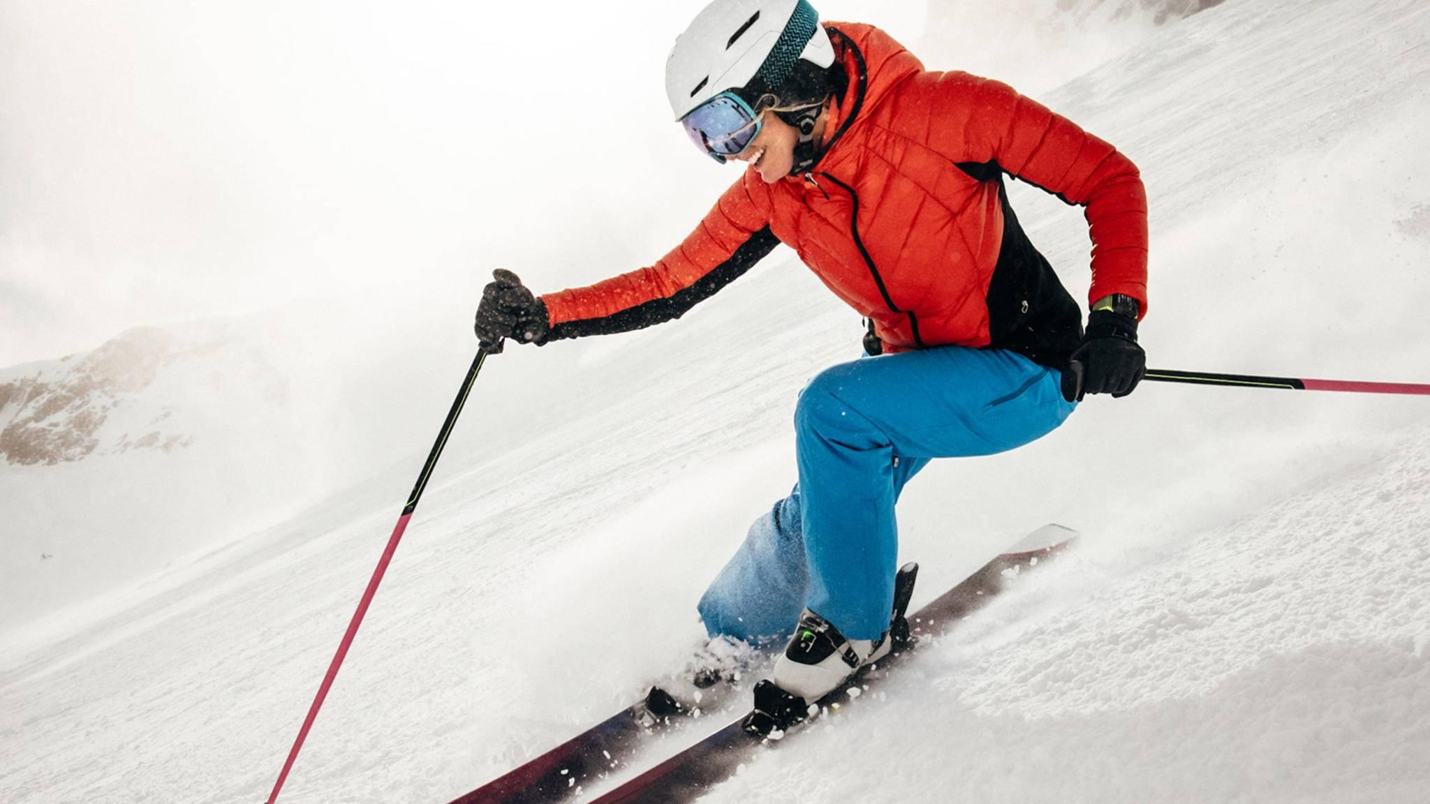 Ab auf die Piste! Die Apple Watch 3 kann ab sofort auch Ski- und Snowboard-Abfahrten tracken.