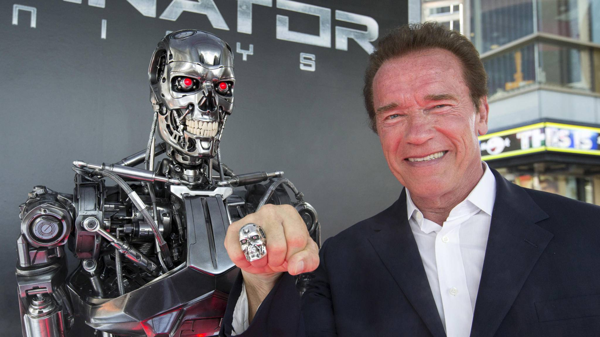 """Im Sommer 2018 heißt es für Arnie wieder: """"I'll be back!"""""""