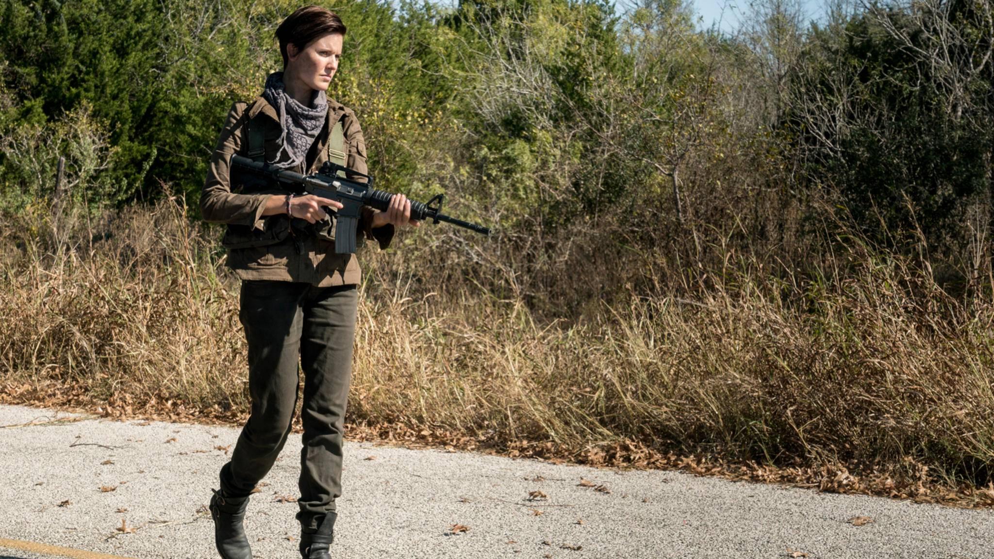 """Althea hat in Staffel 4 von """"Fear the Walking Dead"""" noch einiges vor sich."""