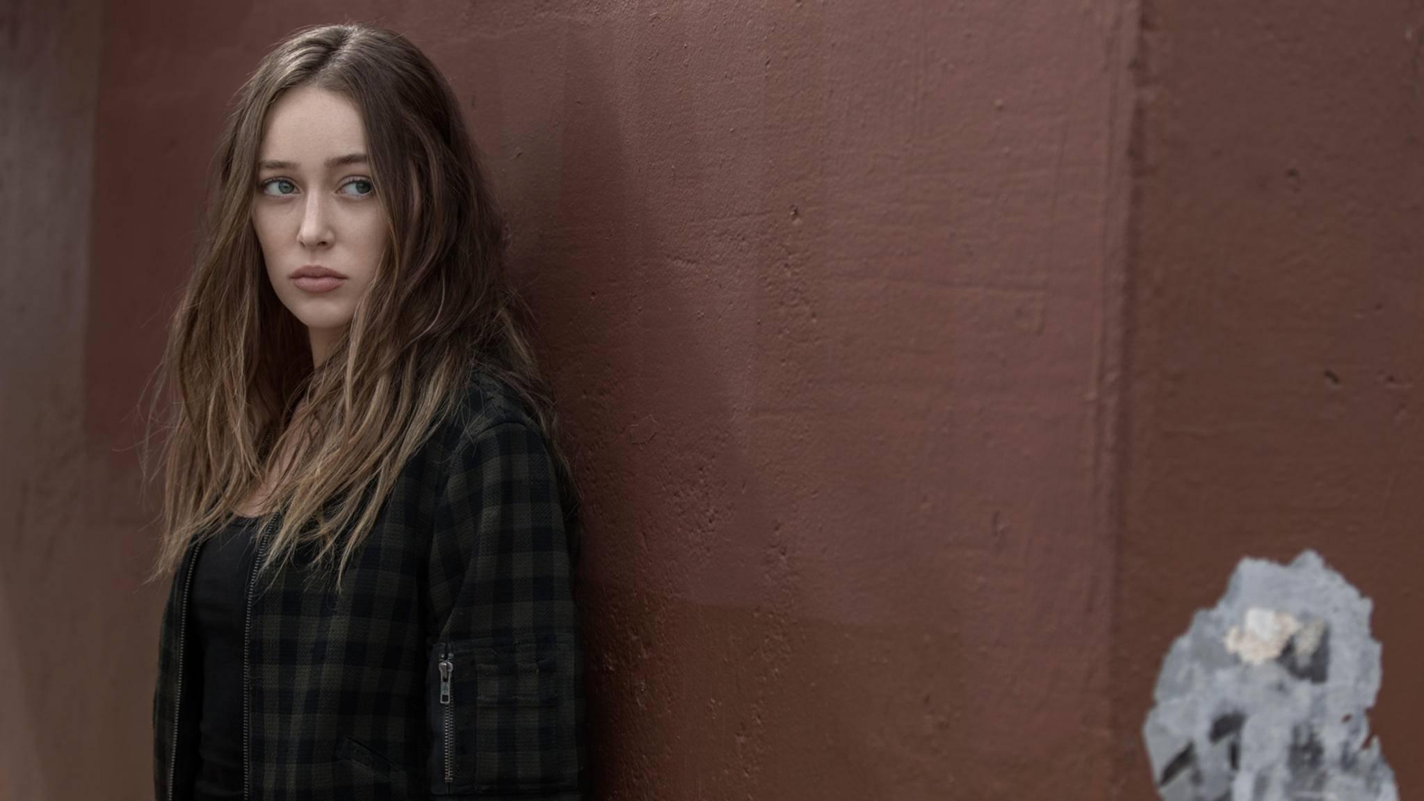 """Hoffentlich wird Staffel 5 von """"Fear the Walking Dead"""" für Alicia etwas erfreulicher ..."""