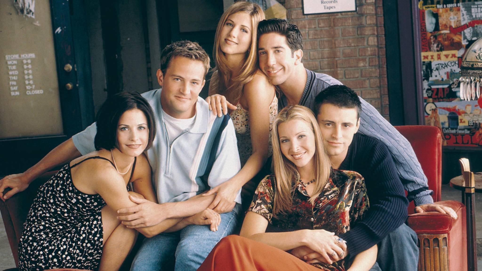 """Serien wie """"Friends"""" und Co. zeichnen ein witziges (Ideal-)Bild vom Erwachsensein. Die Realität sieht leider häufig anders aus ..."""