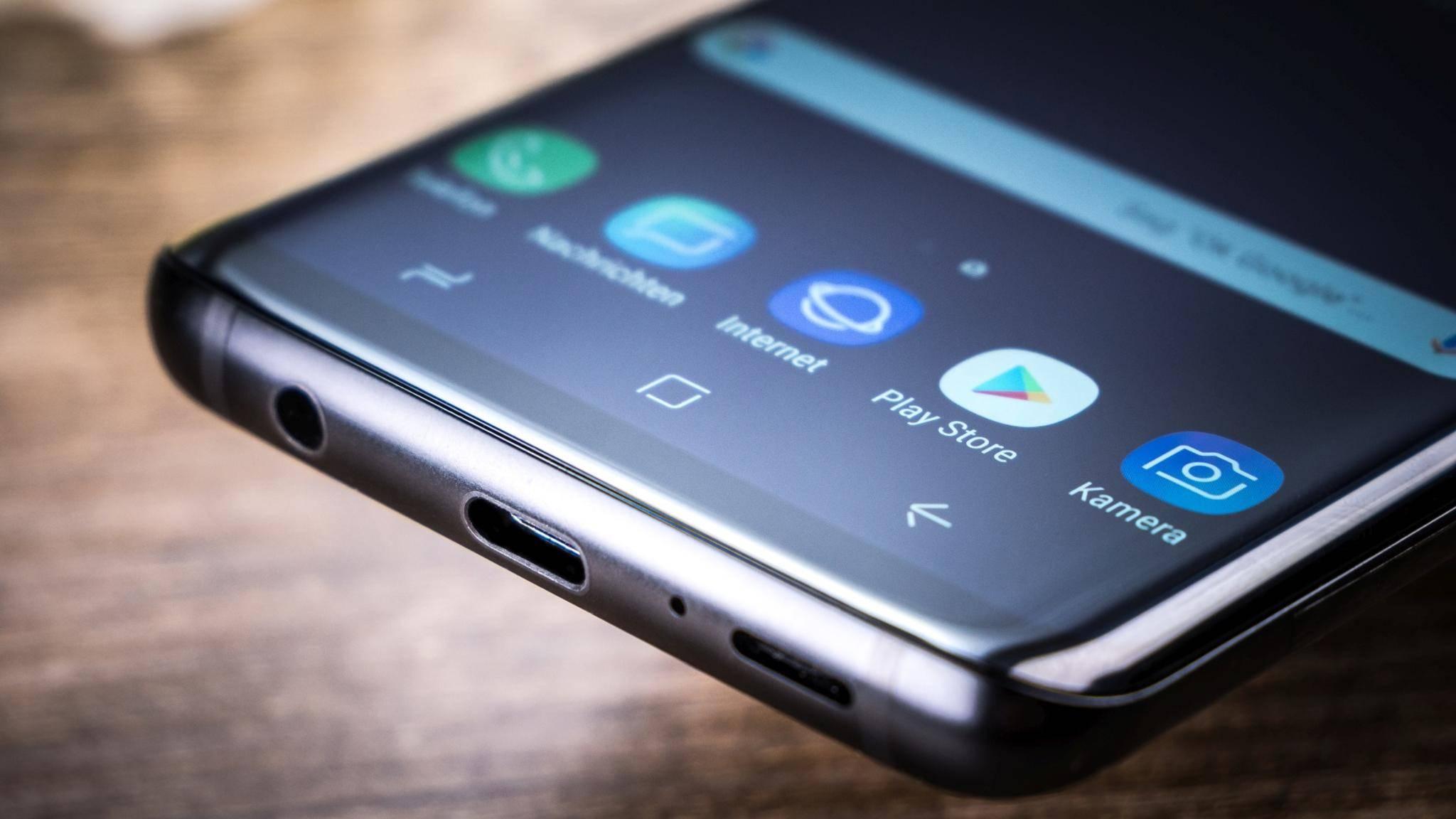 Samsung-User sollten vorerst auf die Nutzung der Nachrichten-App verzichten.