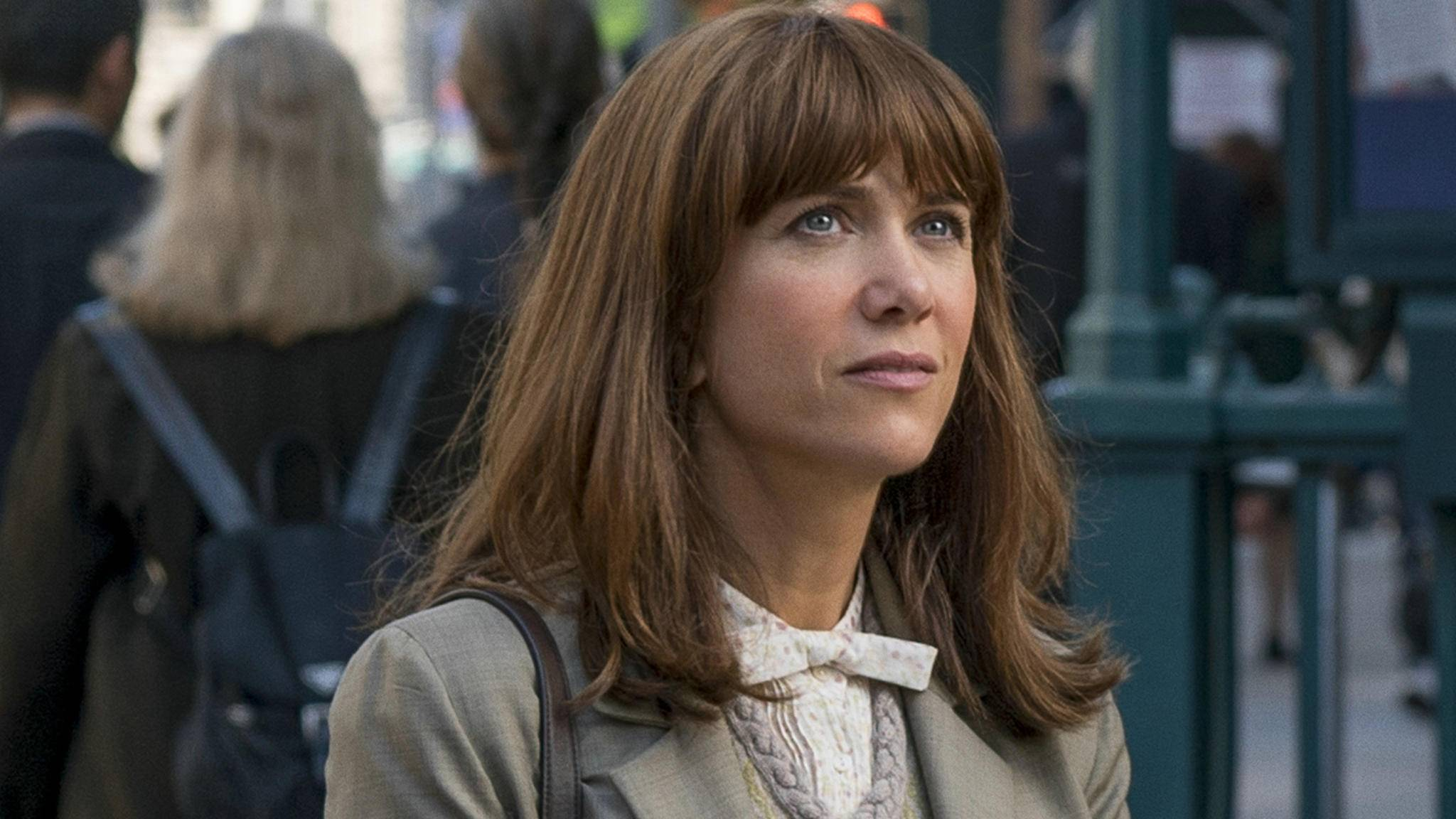 """Auch in """"Ghostbusters"""" (2016) verbarg der Charakter von Kristen Wiig bereits ein übernatürliches Geheimnis hinter einer braven Fassade ..."""