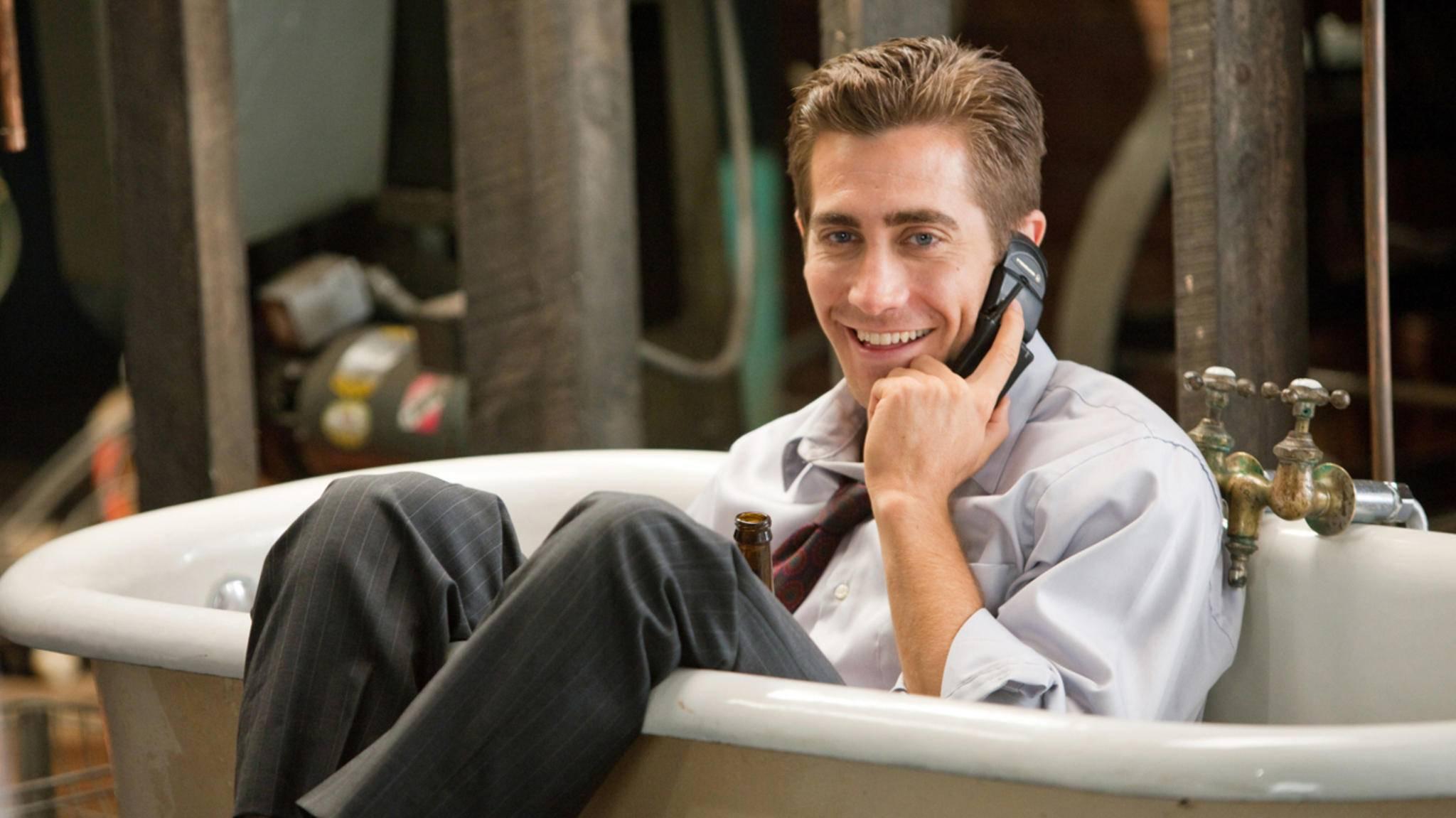 Eine Absage für eine Rolle? Das vermiest Jake Gyllenhaal nicht die Laune.