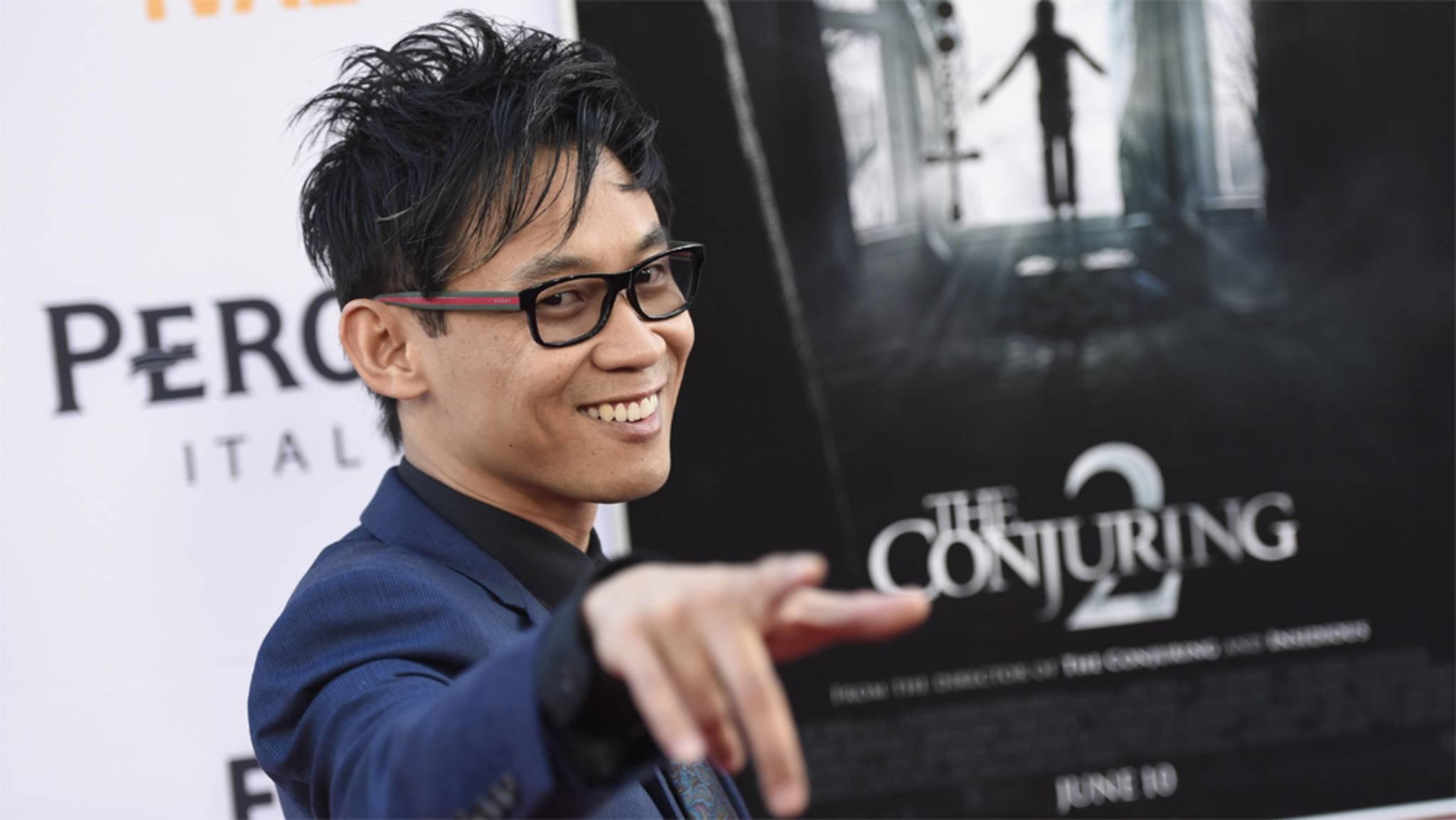 Regisseur und Produzent James Wan hat ein Händchen für Horror-Stoffe.