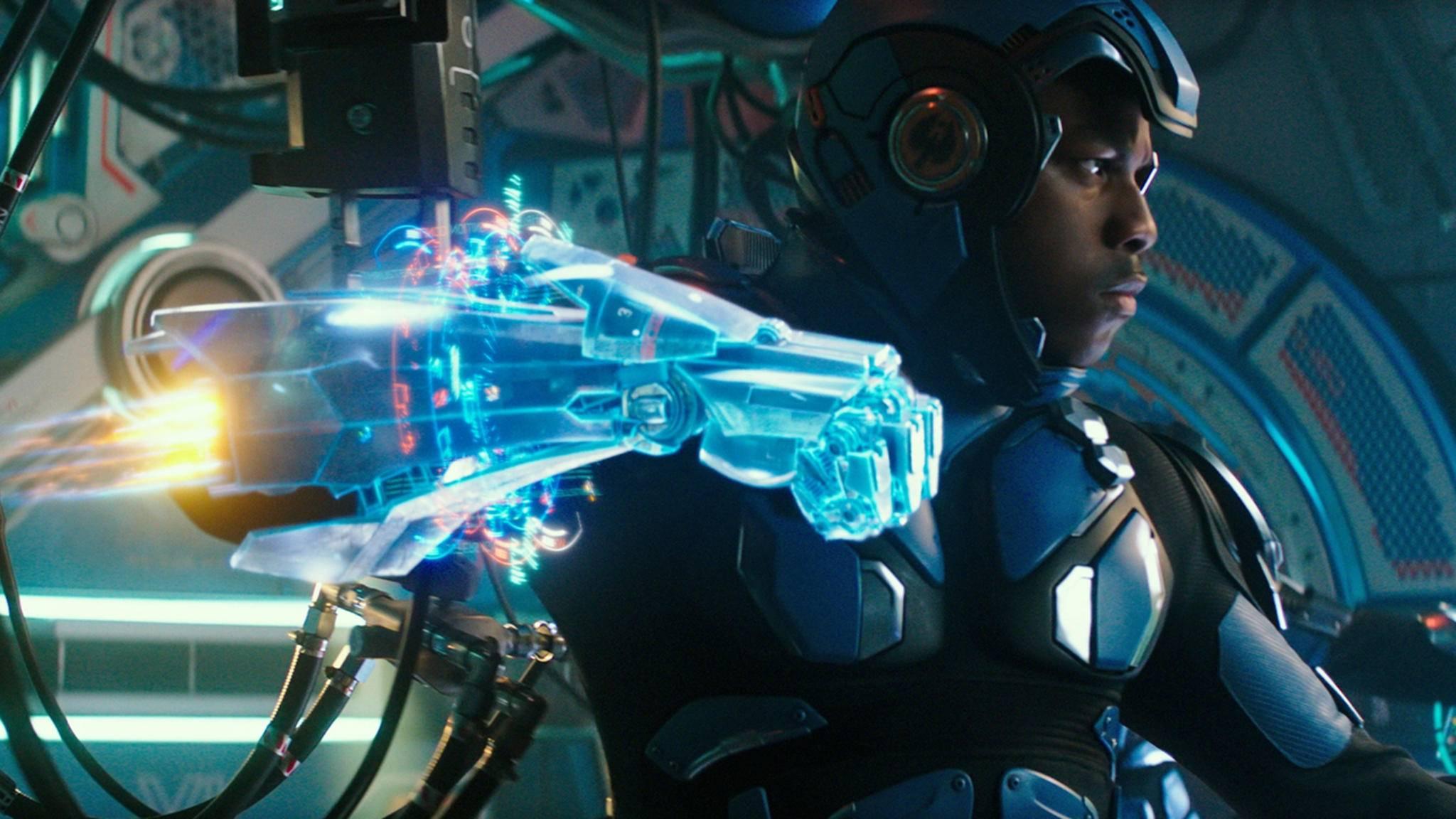 "Ob John Boyega in ""Pacific Rim 3"" wohl ebenfalls wieder mit an Bord wäre?"