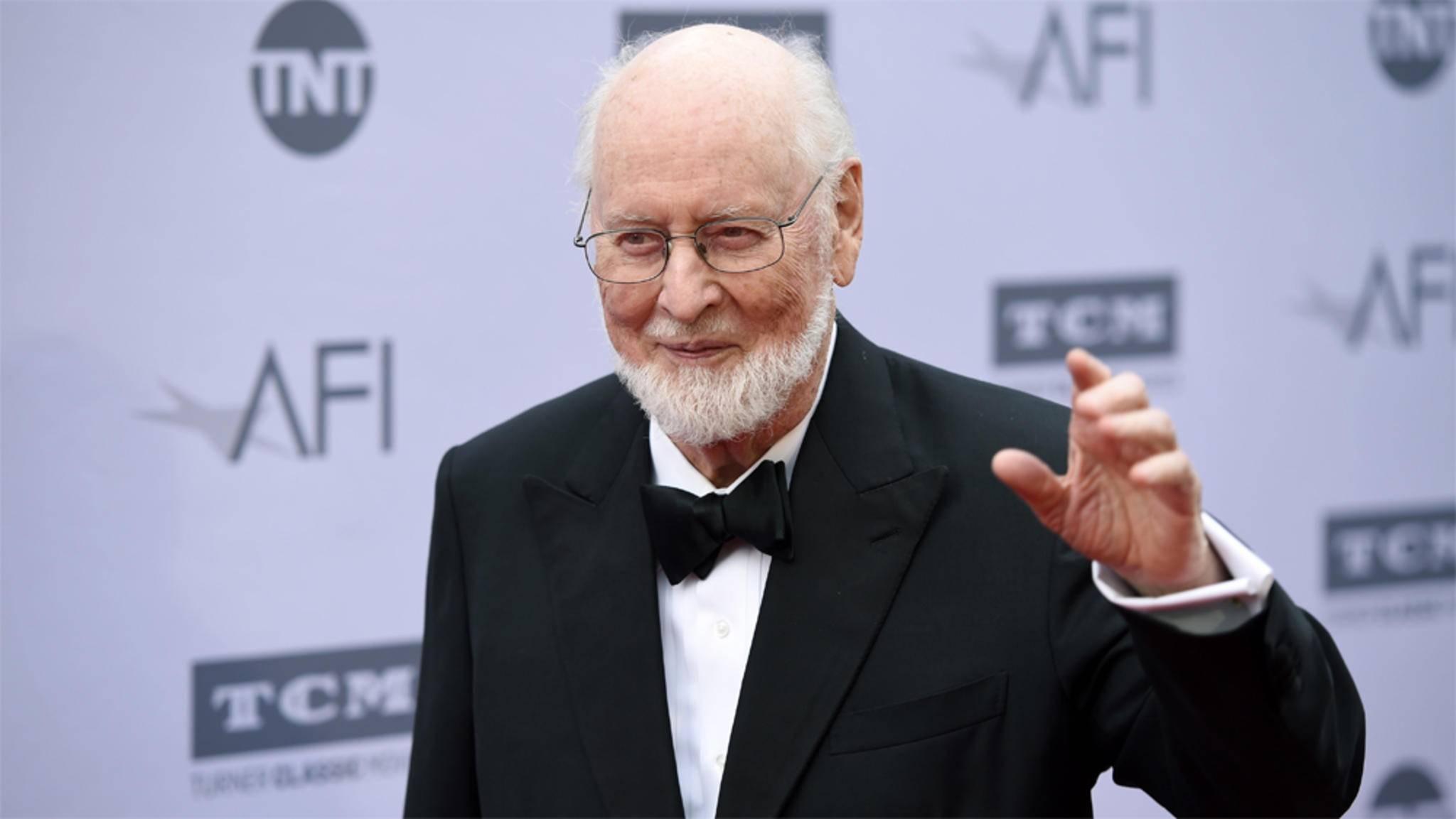 """Time to say Goodbye : John Williams gibt seinen Abschied von der """"Star Wars""""-Saga bekannt."""