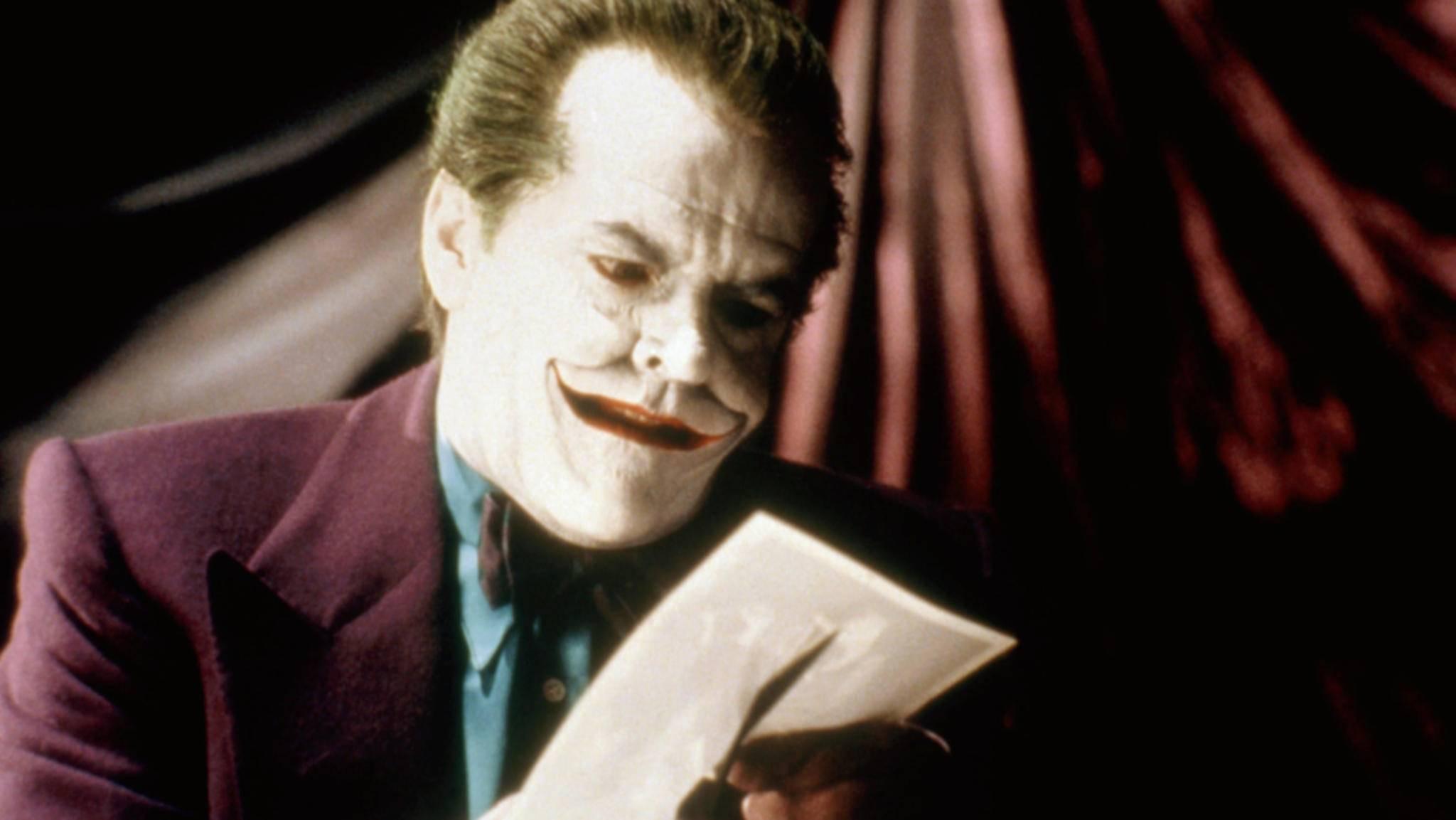 Die DC-Filmemacher basteln sich ihren Joker-Origin-Film offenbar aus einer berühmten Comicvorlage.