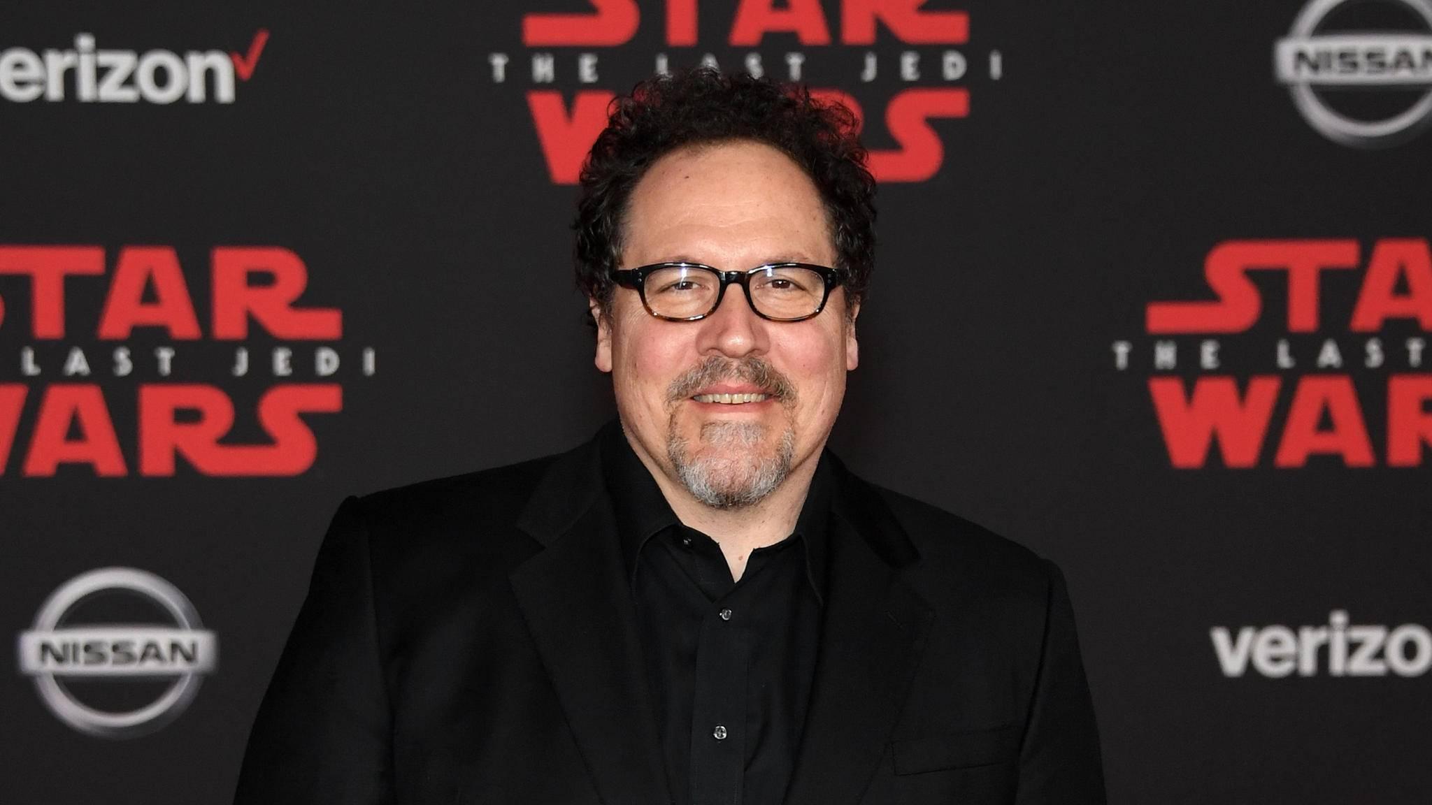 """Jon Favreau verpasst dem """"Star Wars""""-Universum seine Handschrift."""