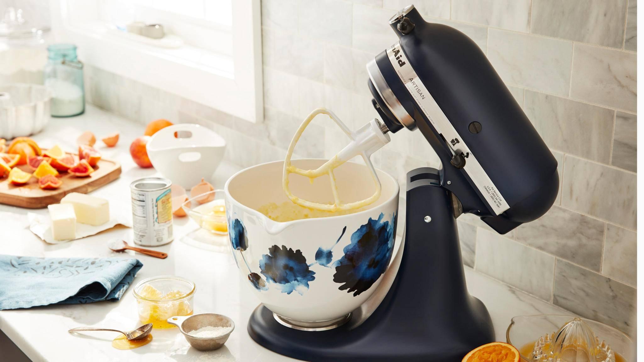 Kitchenaid Frischt Kuchenmaschinen Mit Neuen Designs
