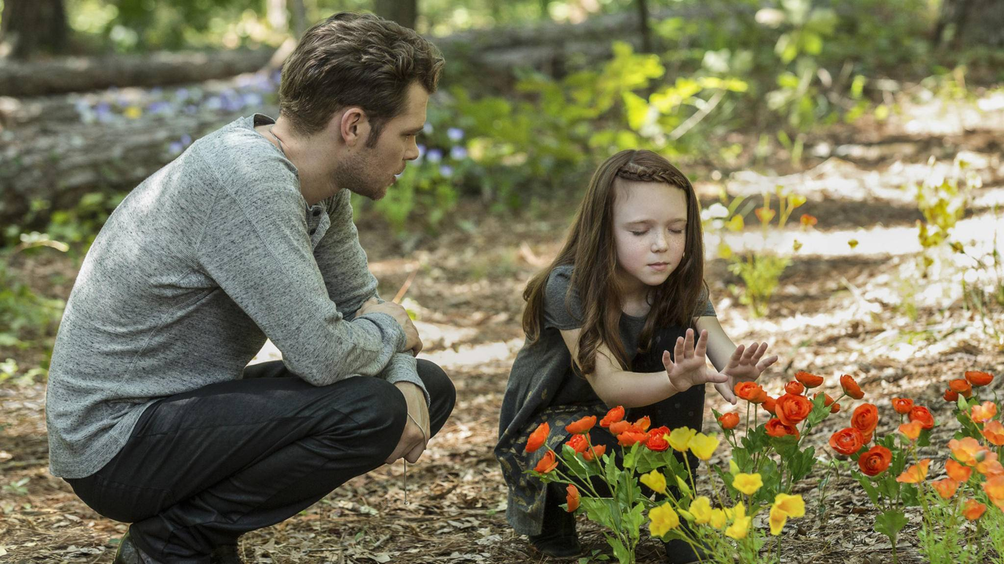 """In Staffel 4 von """"The Originals"""" war Hope (rechts im Bild) noch jung – in ihrem eigenen Spin-off soll Klaus' Tochter hingegen als Jugendliche zu sehen sein."""
