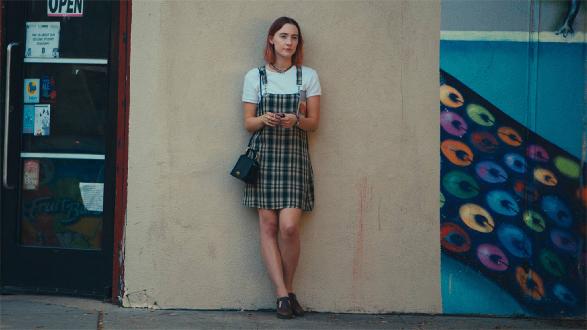 """""""Lady Bird"""" mit Saoirse Ronan in der Hauptrolle ist Greta Gerwigs Regiedebüt."""