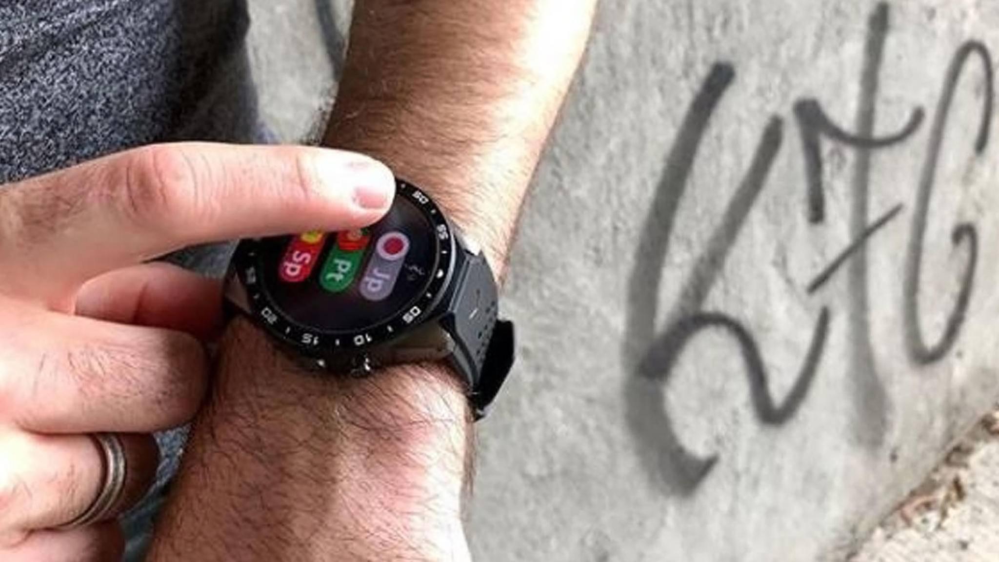 Time2Translate ist die erste unabhängige Übersetzungs-Smartwatch der Welt.