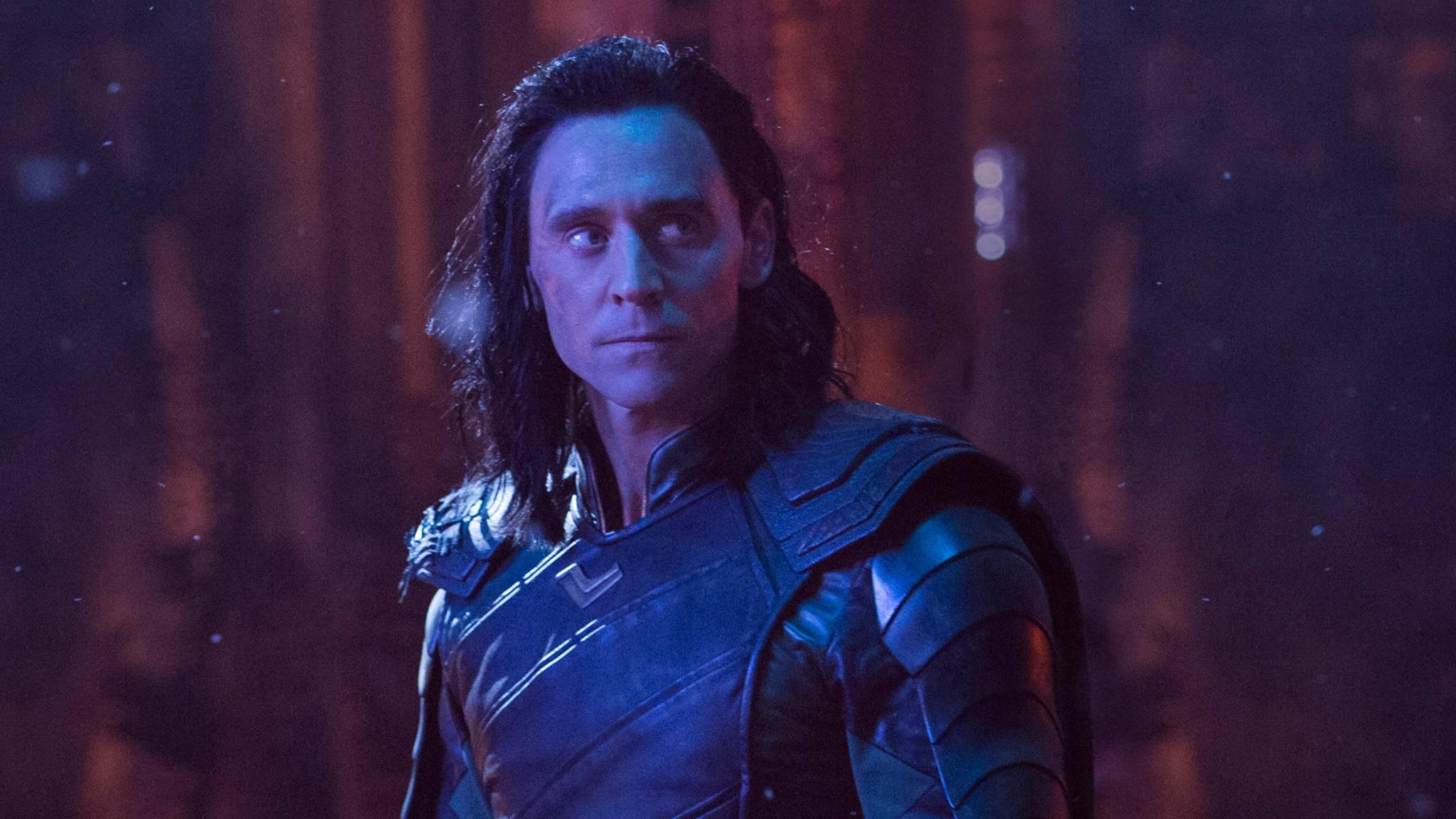Ein anderer Schauspieler als Loki und Tom Hiddleston als Thor? Eine ziemlich düstere Vorstellung für alle Marvel-Fans ...